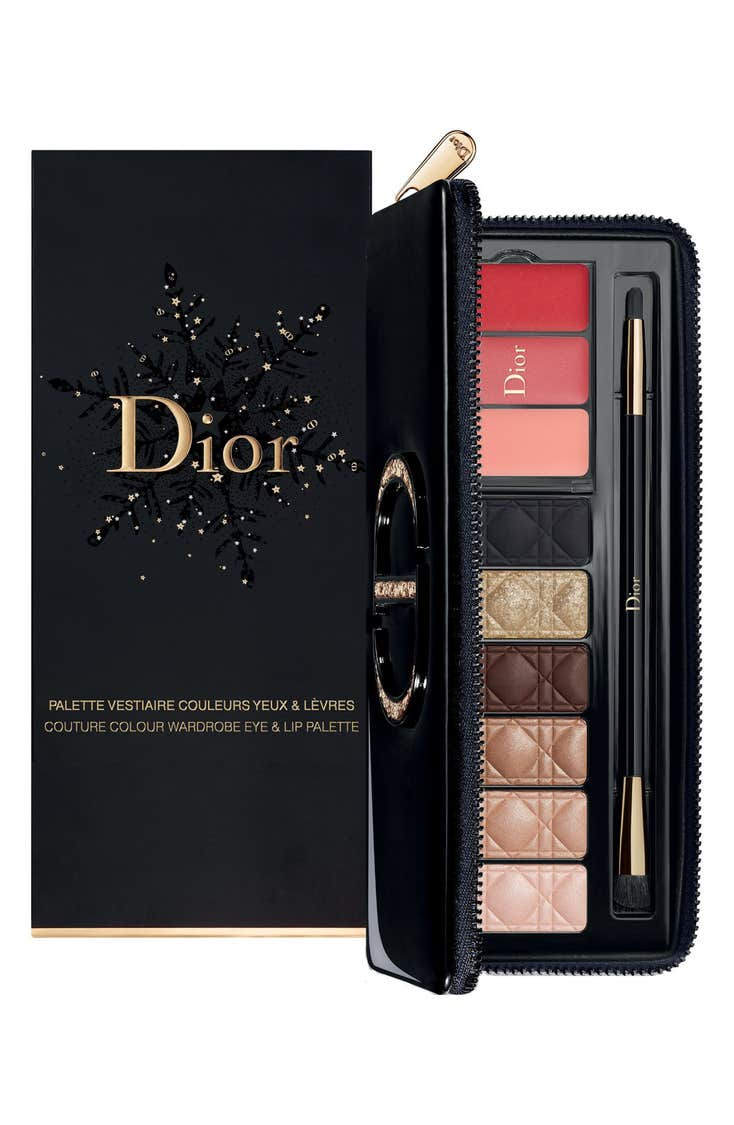 Dior Lip & Eye Palette