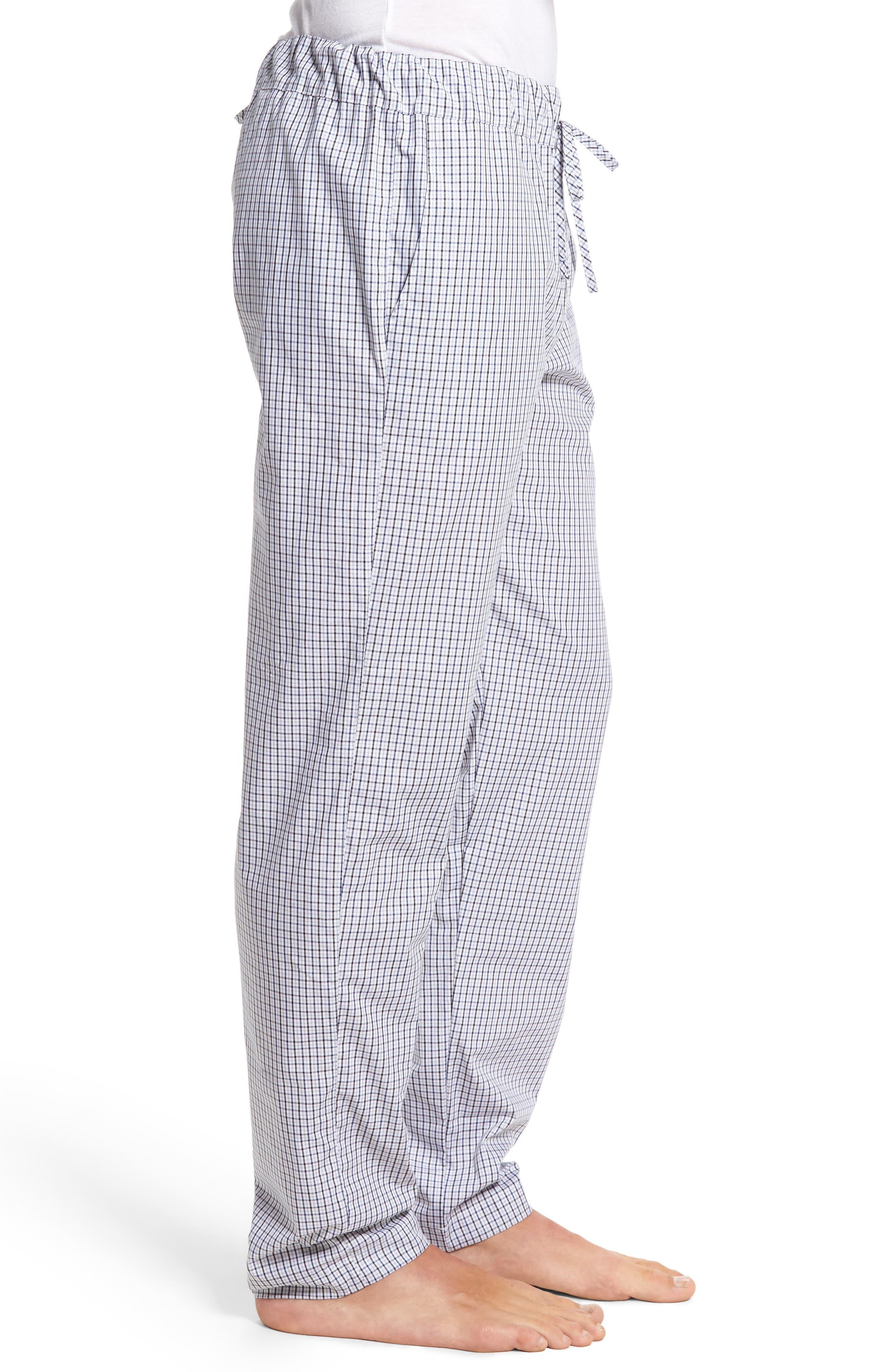 Alternate Image 3  - Hanro Night & Day Woven Lounge Pants