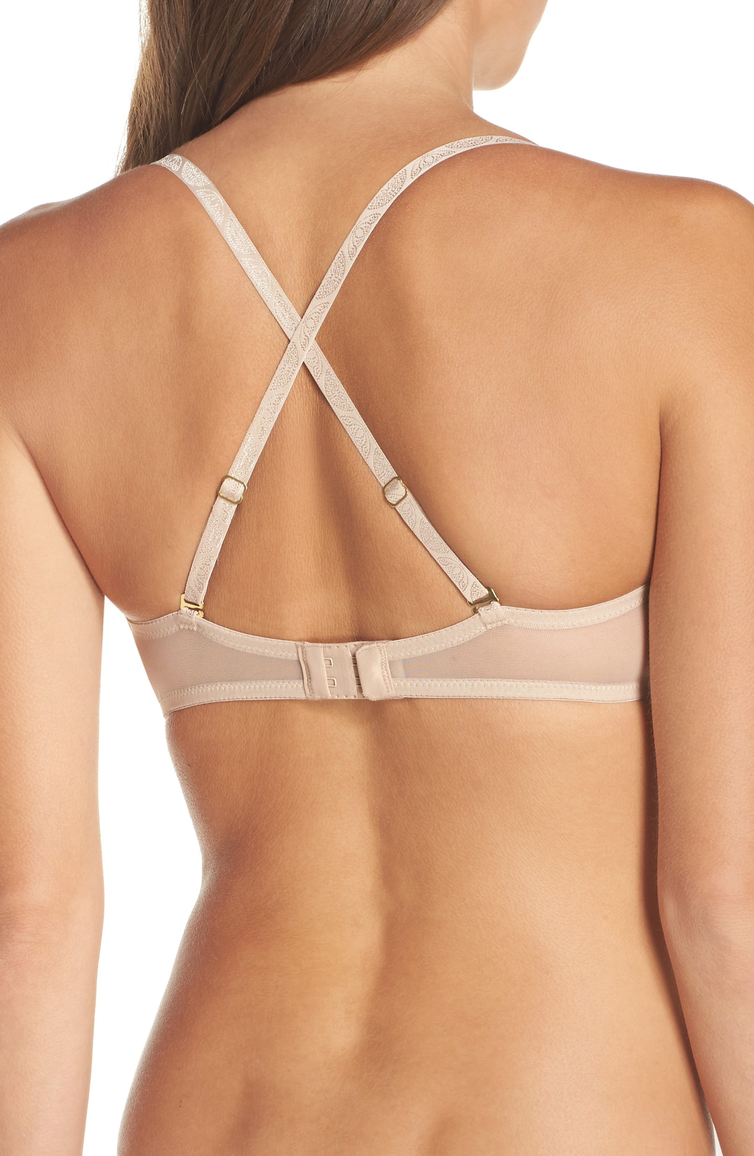 Alternate Image 3  - Natori Convertible Underwire Bra