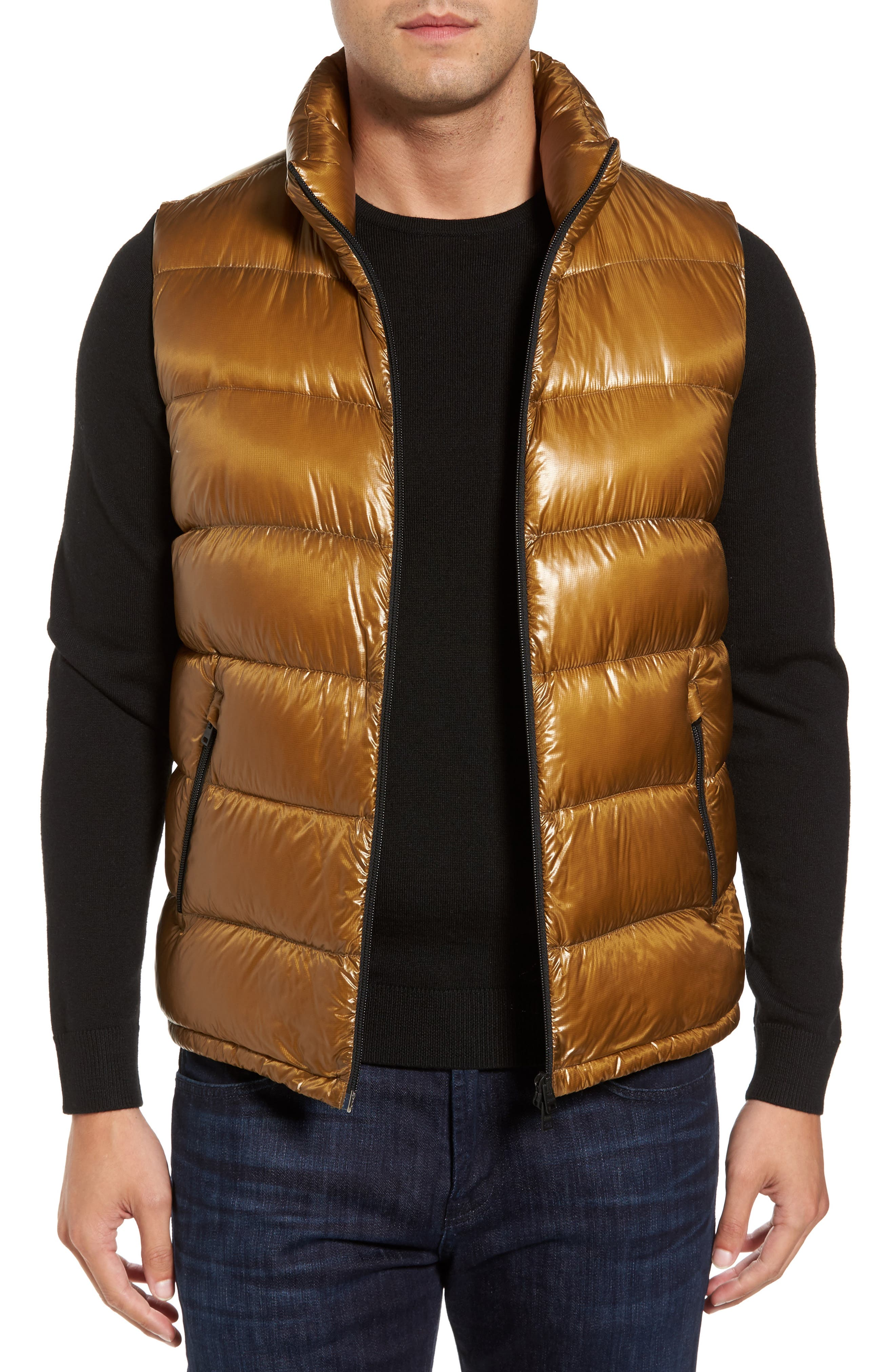 Herno Quilted Down Vest