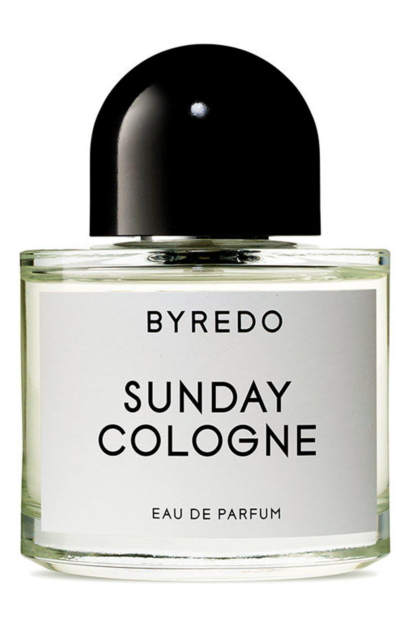 Sunday Cologne Eau de Parfum,                             Alternate thumbnail 2, color,                             No Color