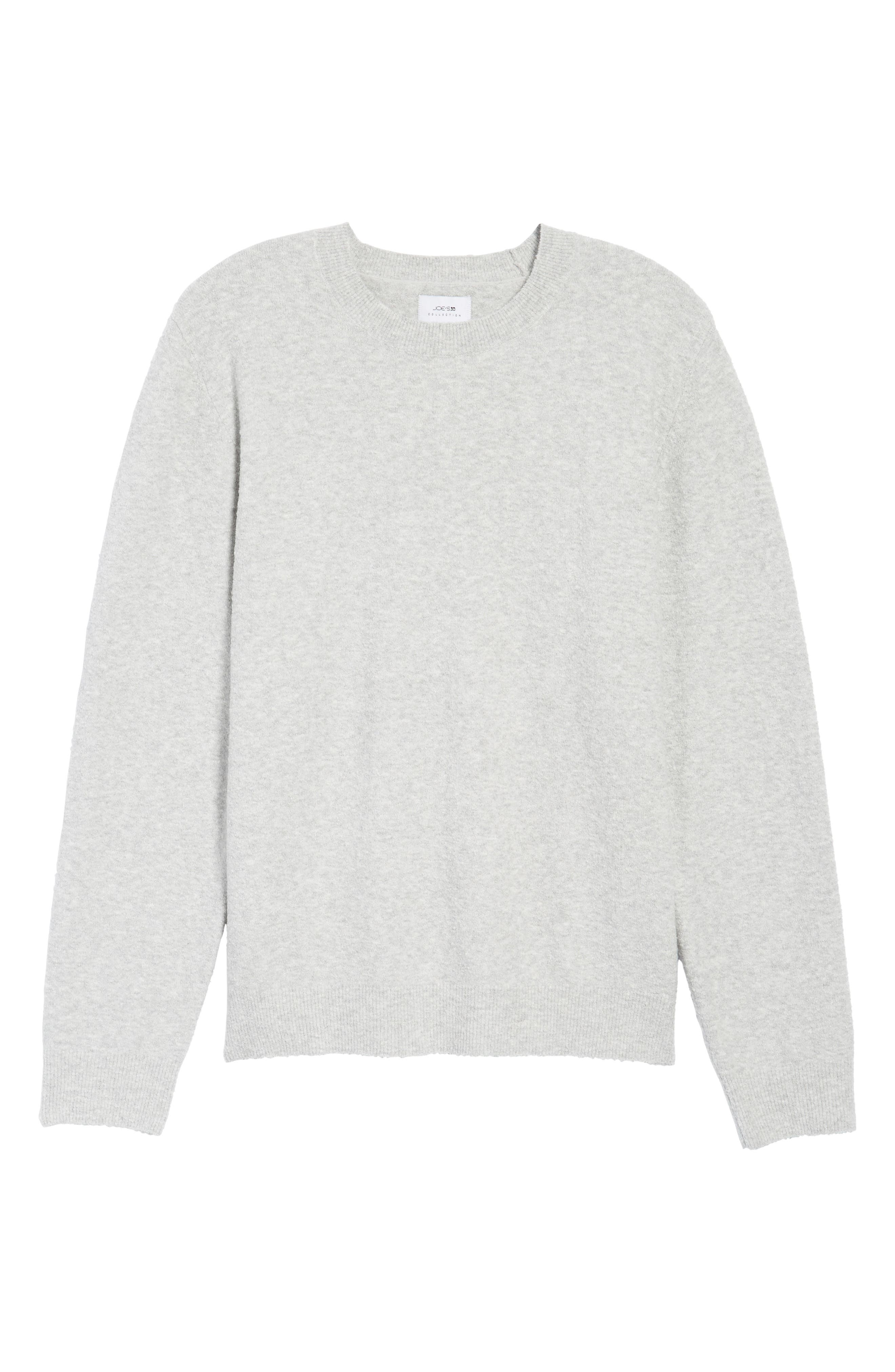 Nathaniel Classic Fit Sweater,                             Alternate thumbnail 6, color,                             Lunar Surface