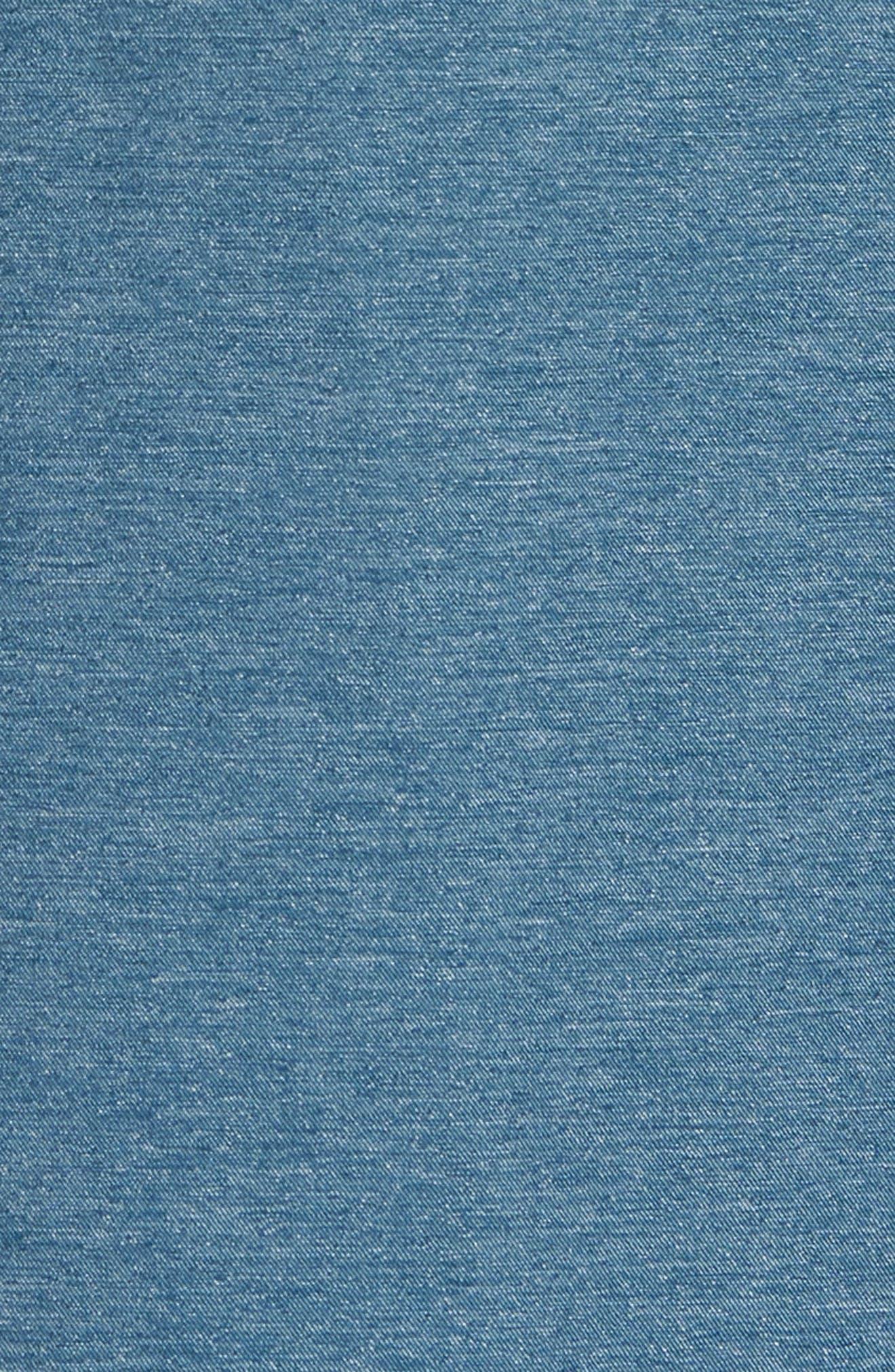 Steep Sport Jacket,                             Alternate thumbnail 5, color,                             Desert Blue
