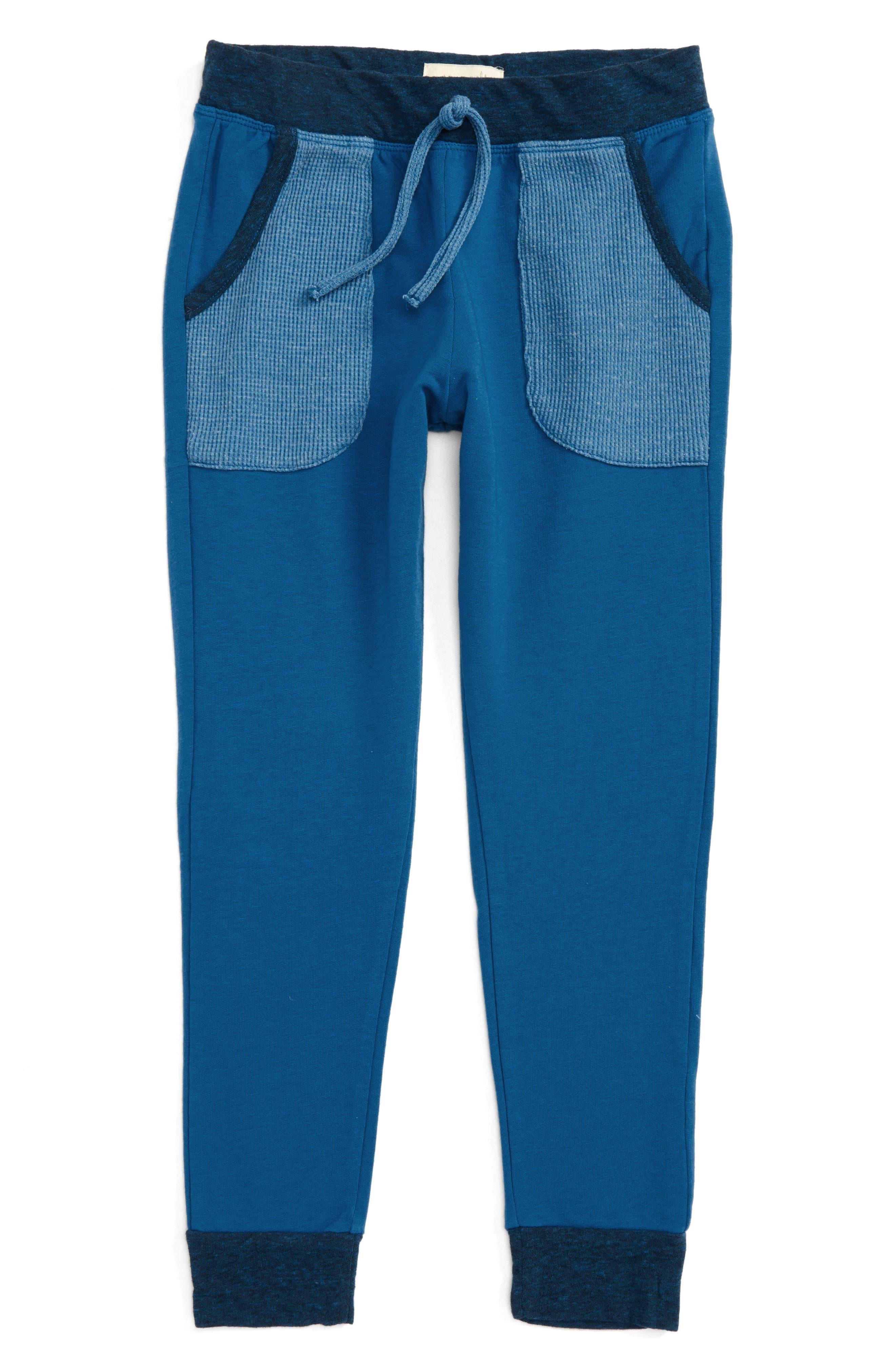 Haydon Jogger Pants,                         Main,                         color, Ocean