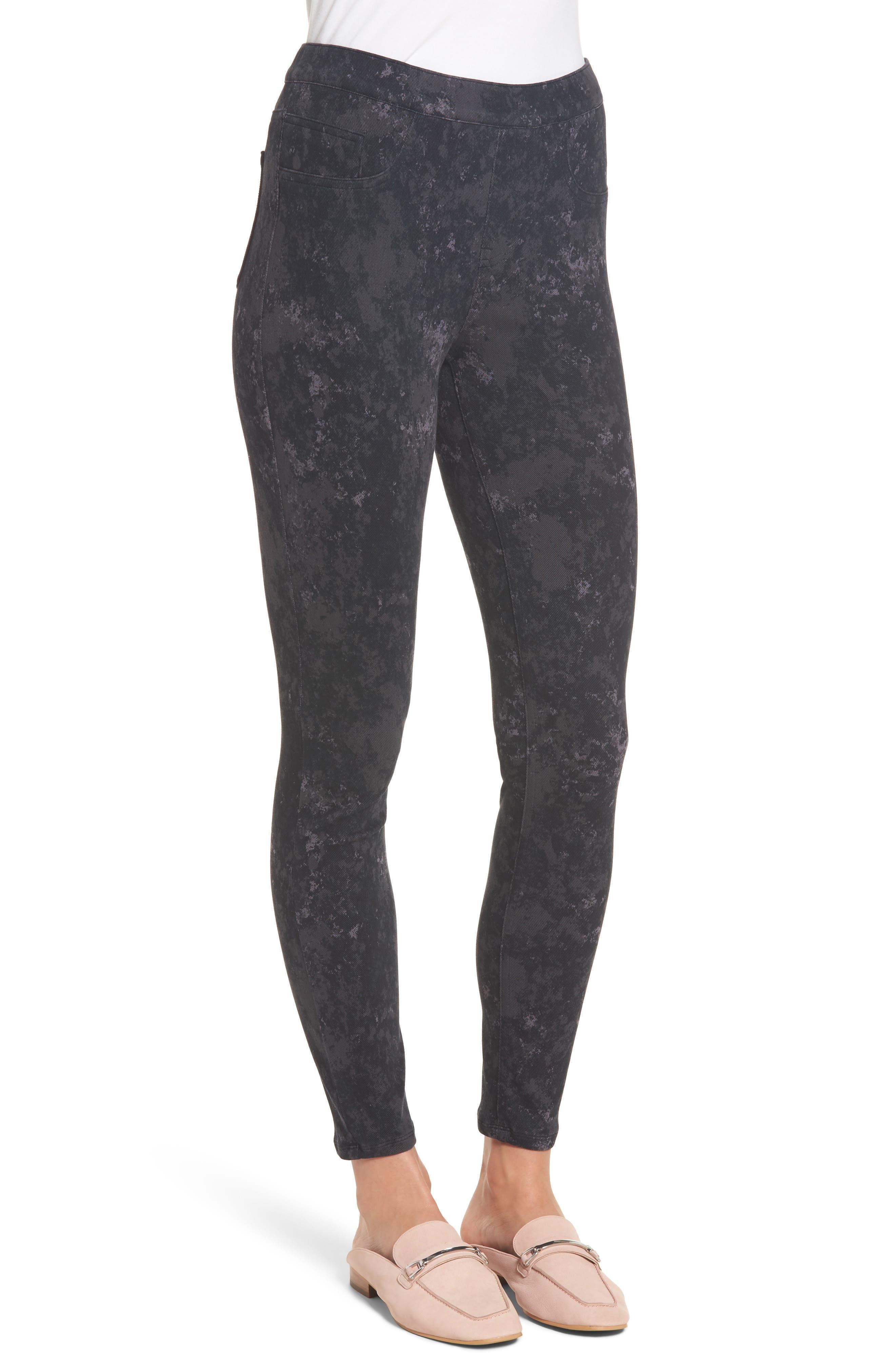 Alternate Image 3  - SPANX® Jean-ish Leggings