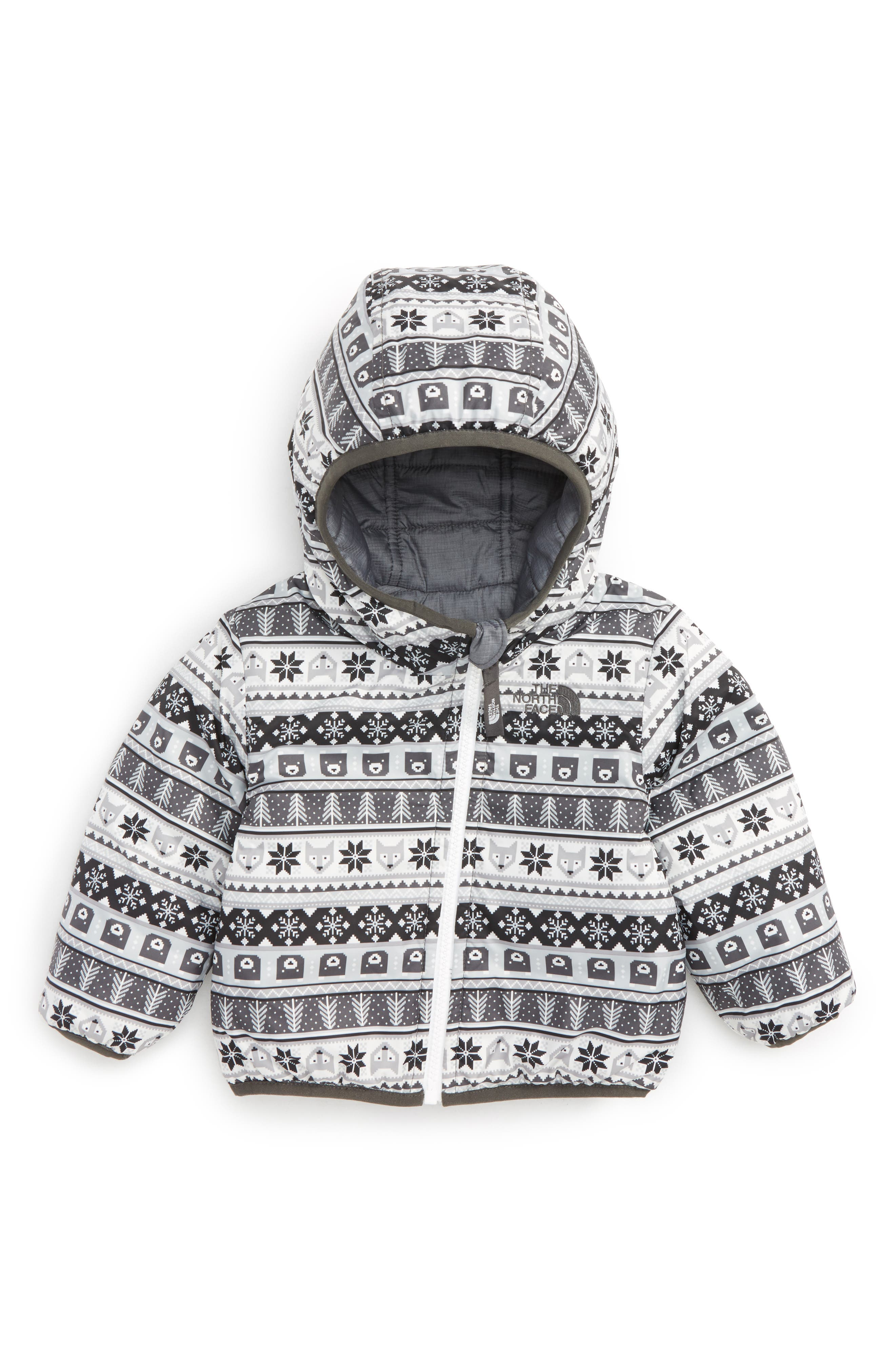 Alternate Image 3  - The North Face 'Perrito' Reversible Water Repellent Hooded Jacket (Baby Boys)