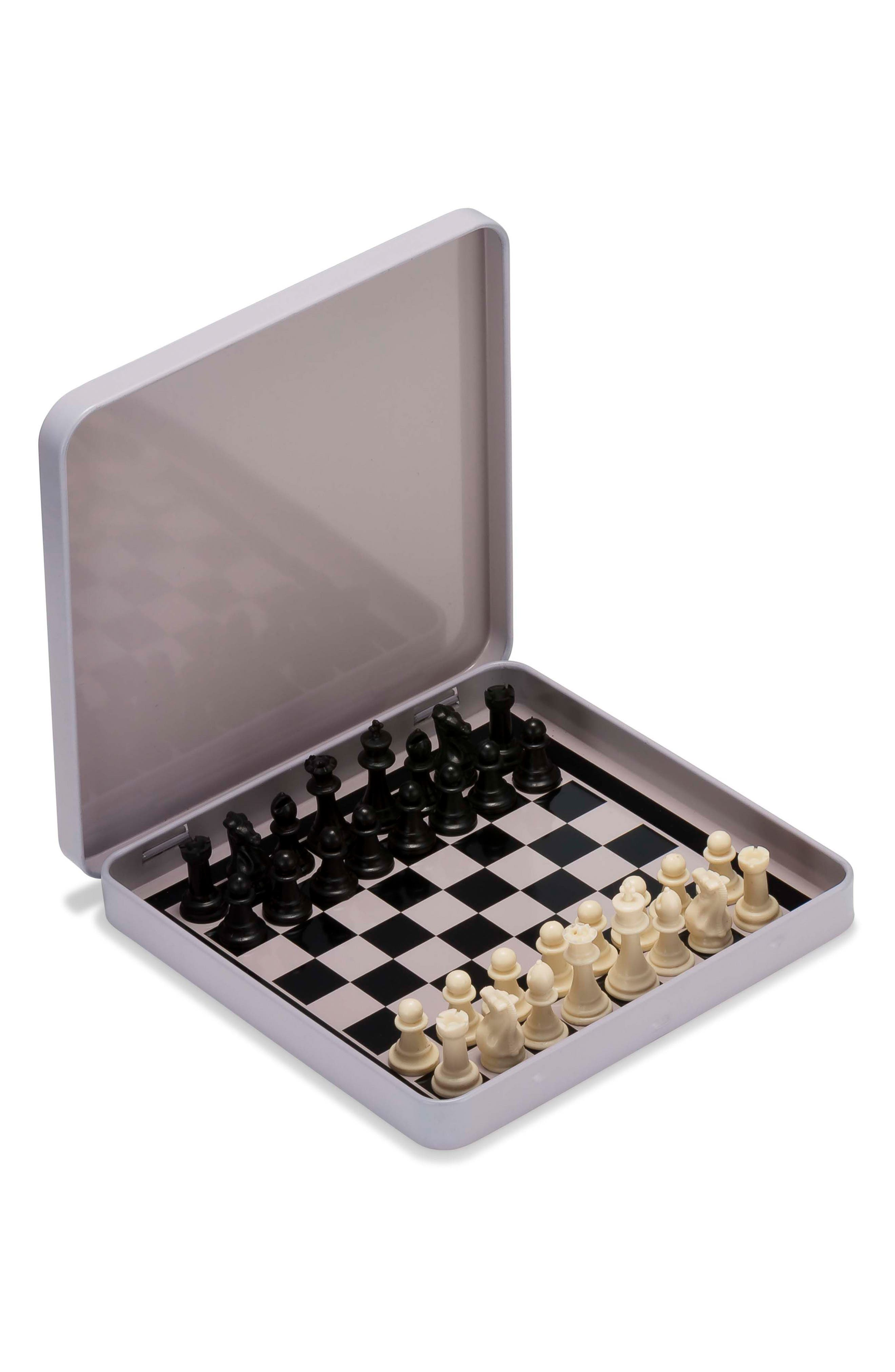 Classic Games 33-Piece Magnetic Chess Set,                             Alternate thumbnail 2, color,                             Multi