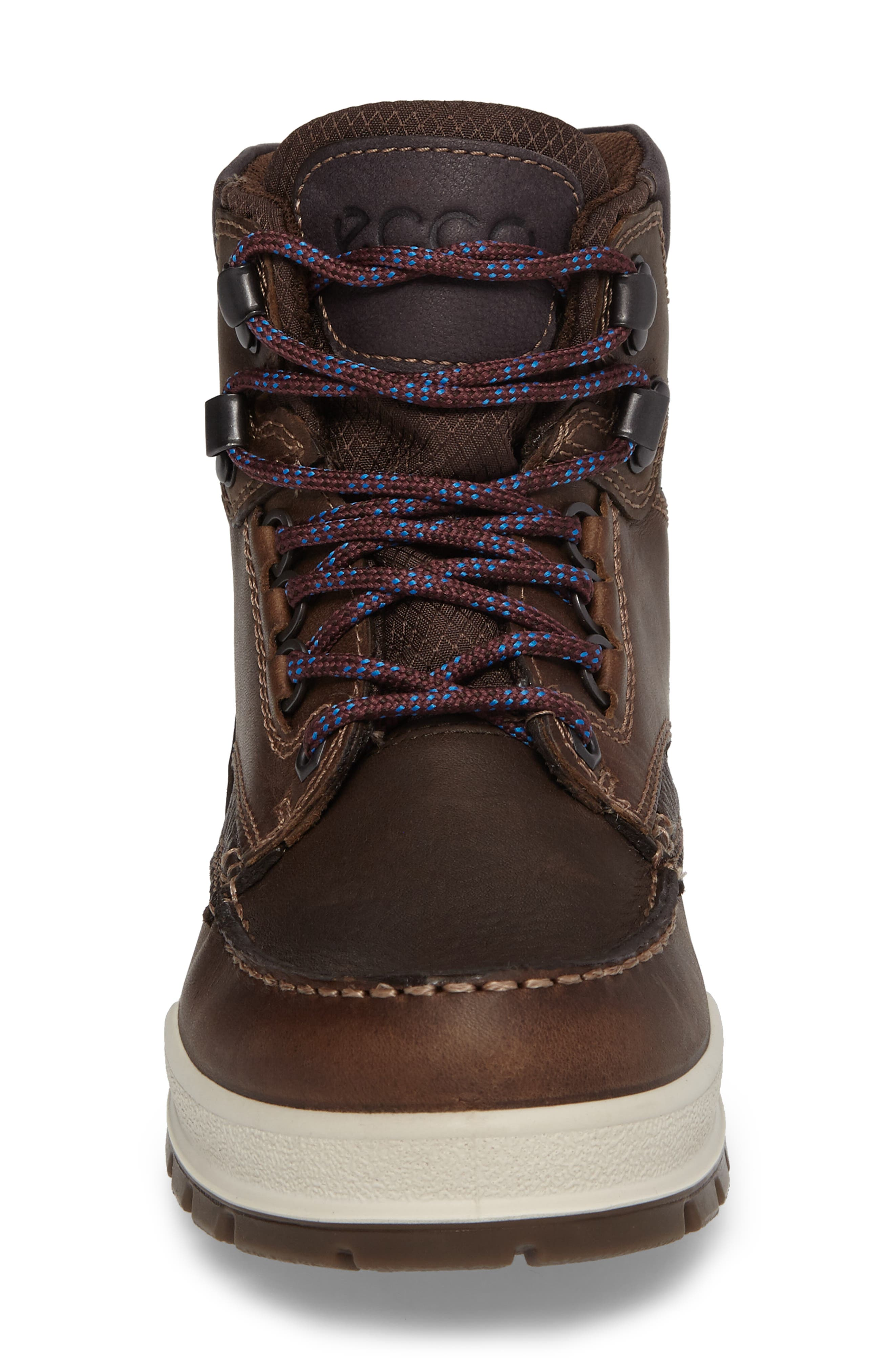 Track 25 Gore-Tex<sup>®</sup> Waterproof Hiking Boot,                             Alternate thumbnail 4, color,                             Cocoa Brown Leather