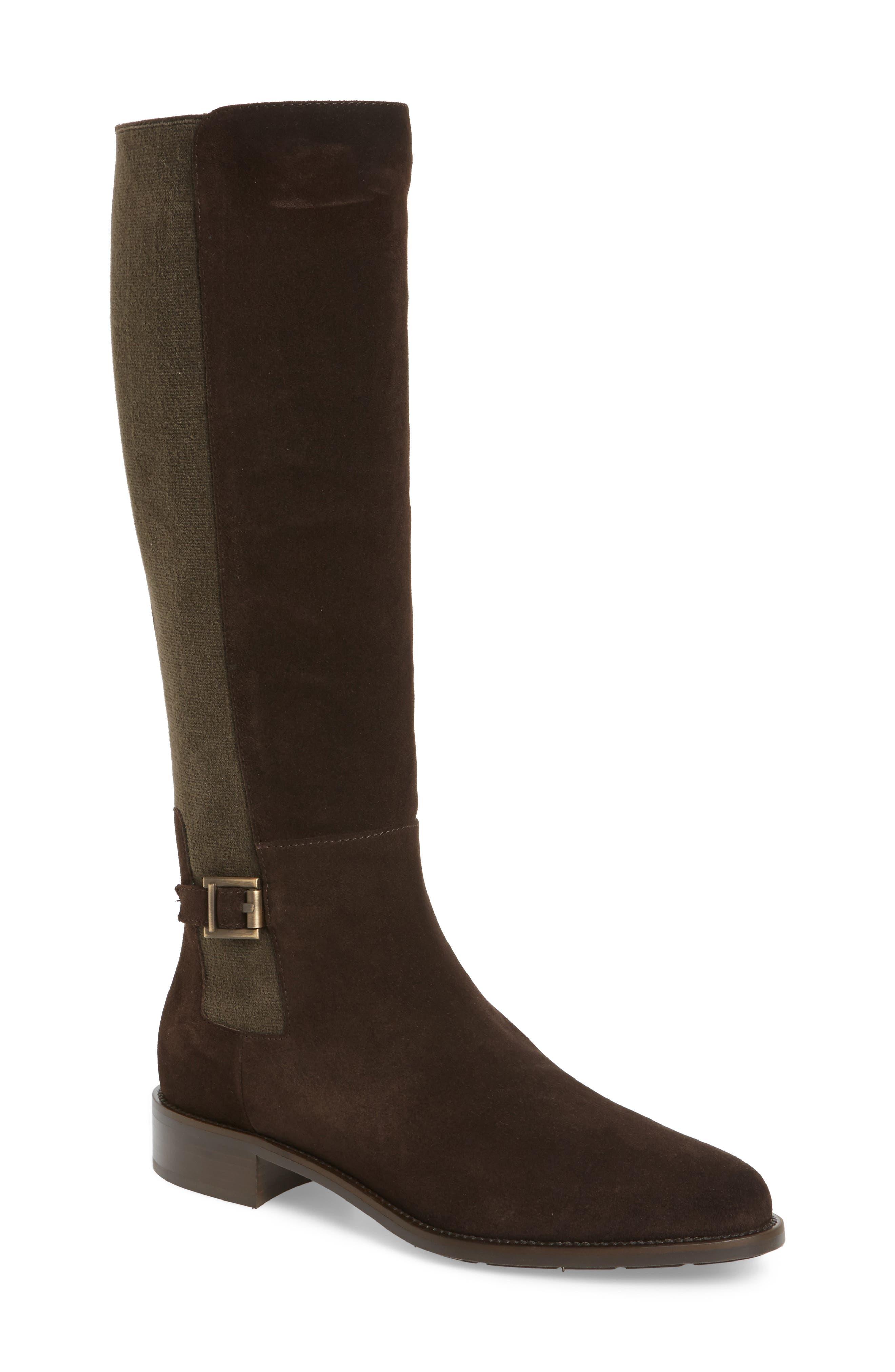 Main Image - Aquatalia Noella Weatherproof Tall Boot (Women)
