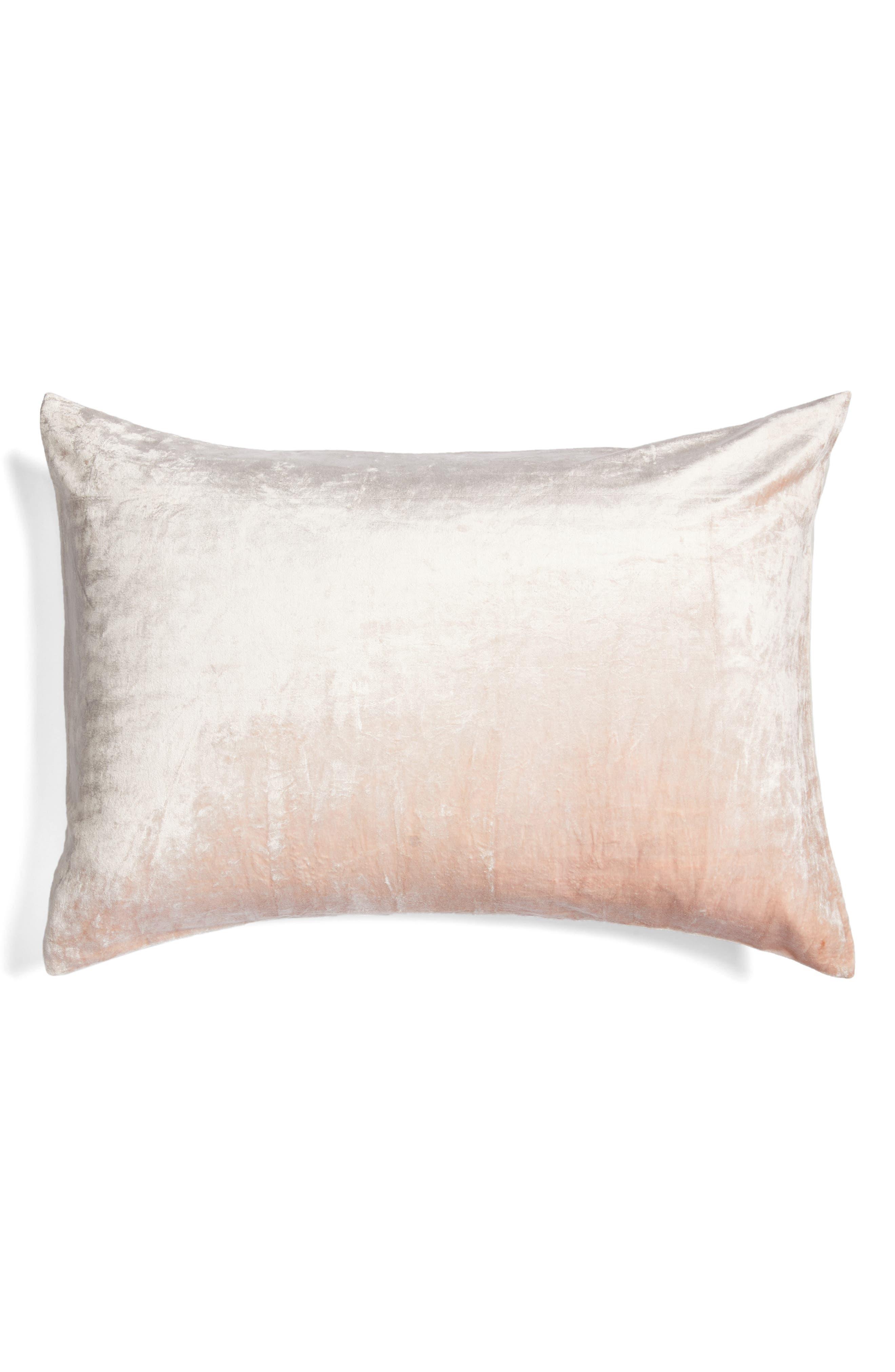 Alternate Image 1 Selected - Nordstrom at Home Shimmer Velvet Sham