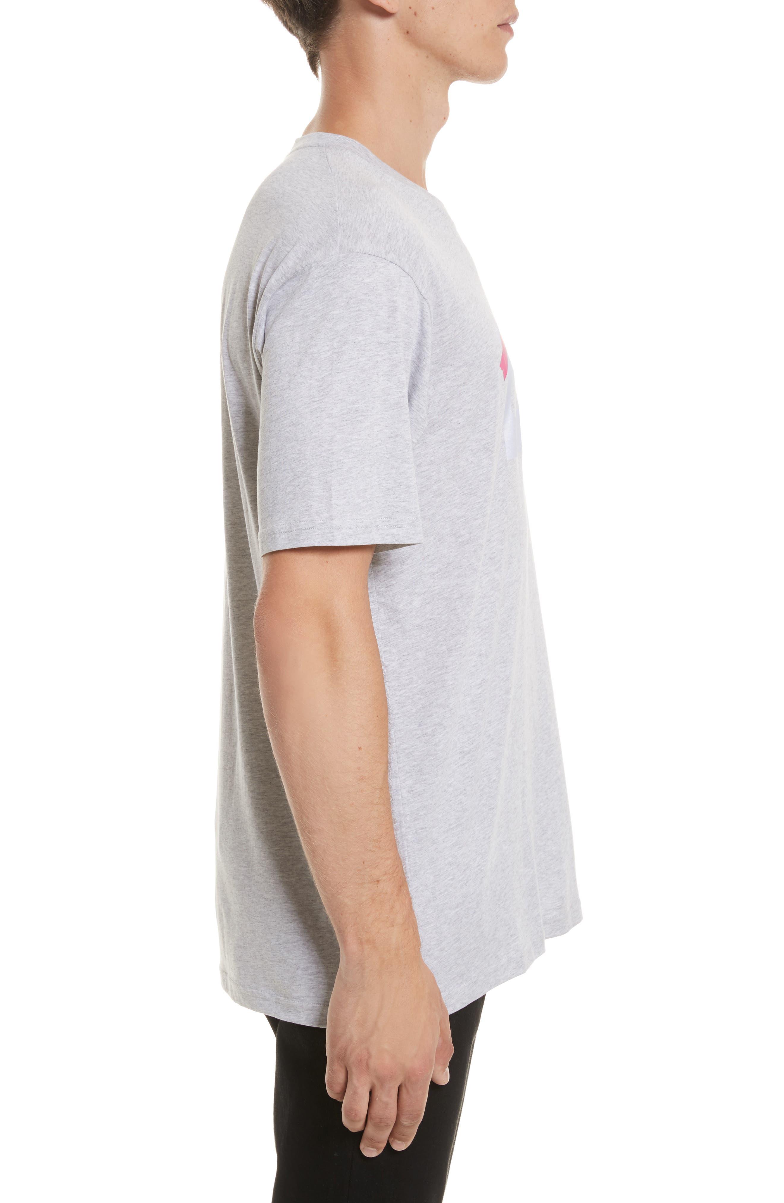 Alternate Image 3  - VERSUS by Versace Tape Logo Graphic T-Shirt