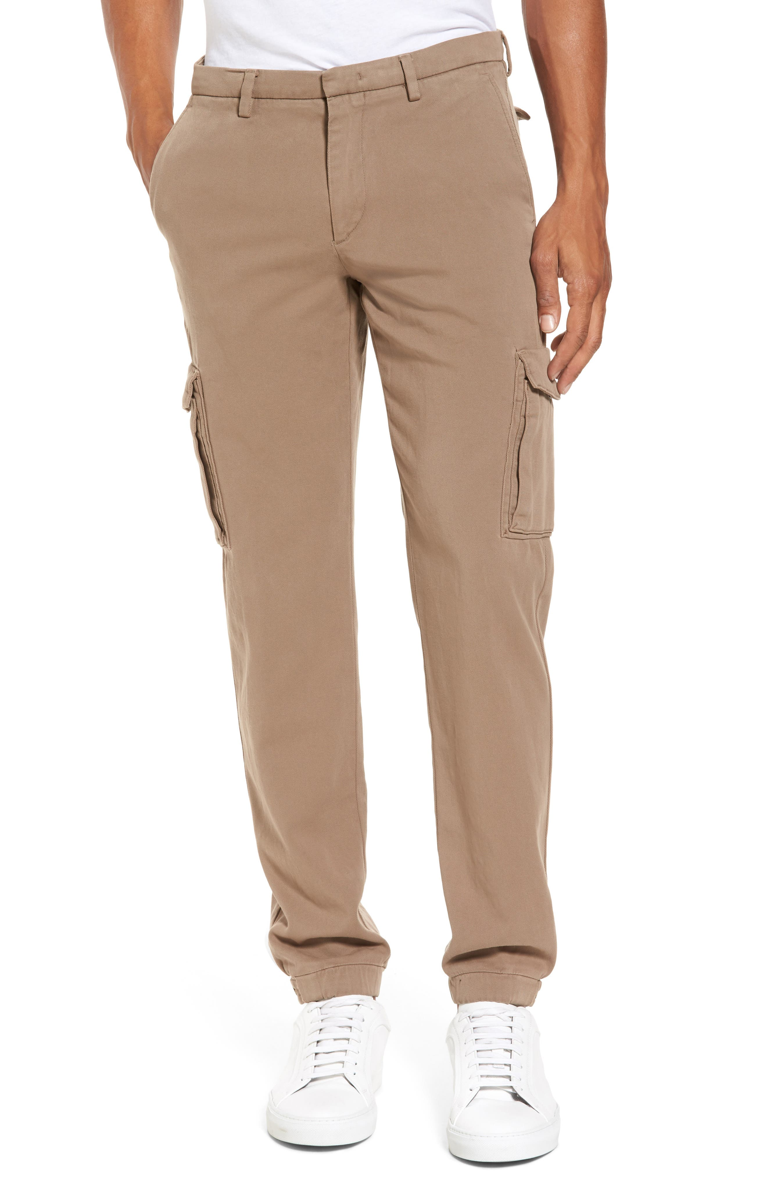 Kaigo Slim Jogger Pants,                             Main thumbnail 1, color,                             Khaki