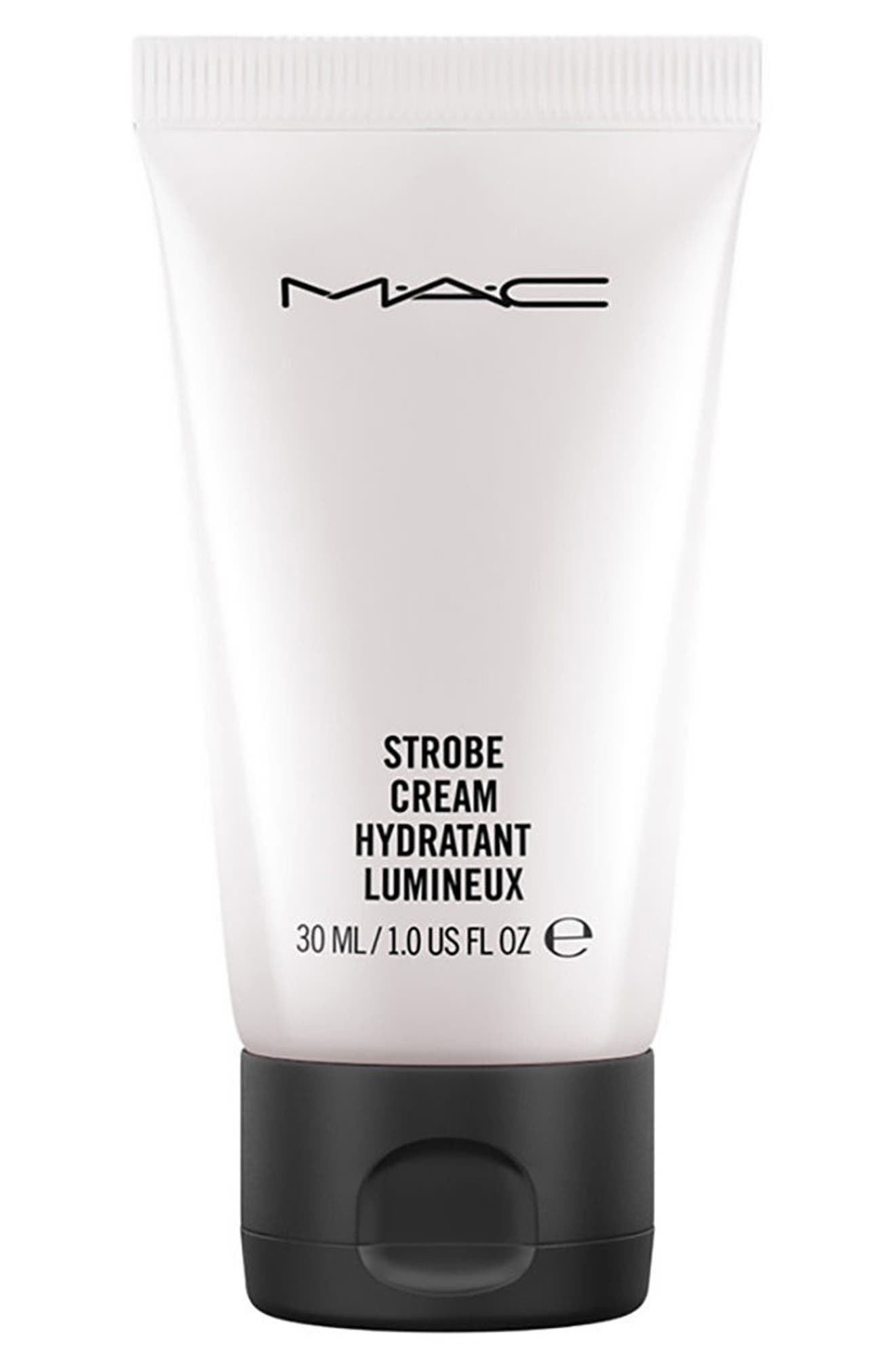 MAC Little MAC Strobe Cream,                             Main thumbnail 1, color,                             No Color