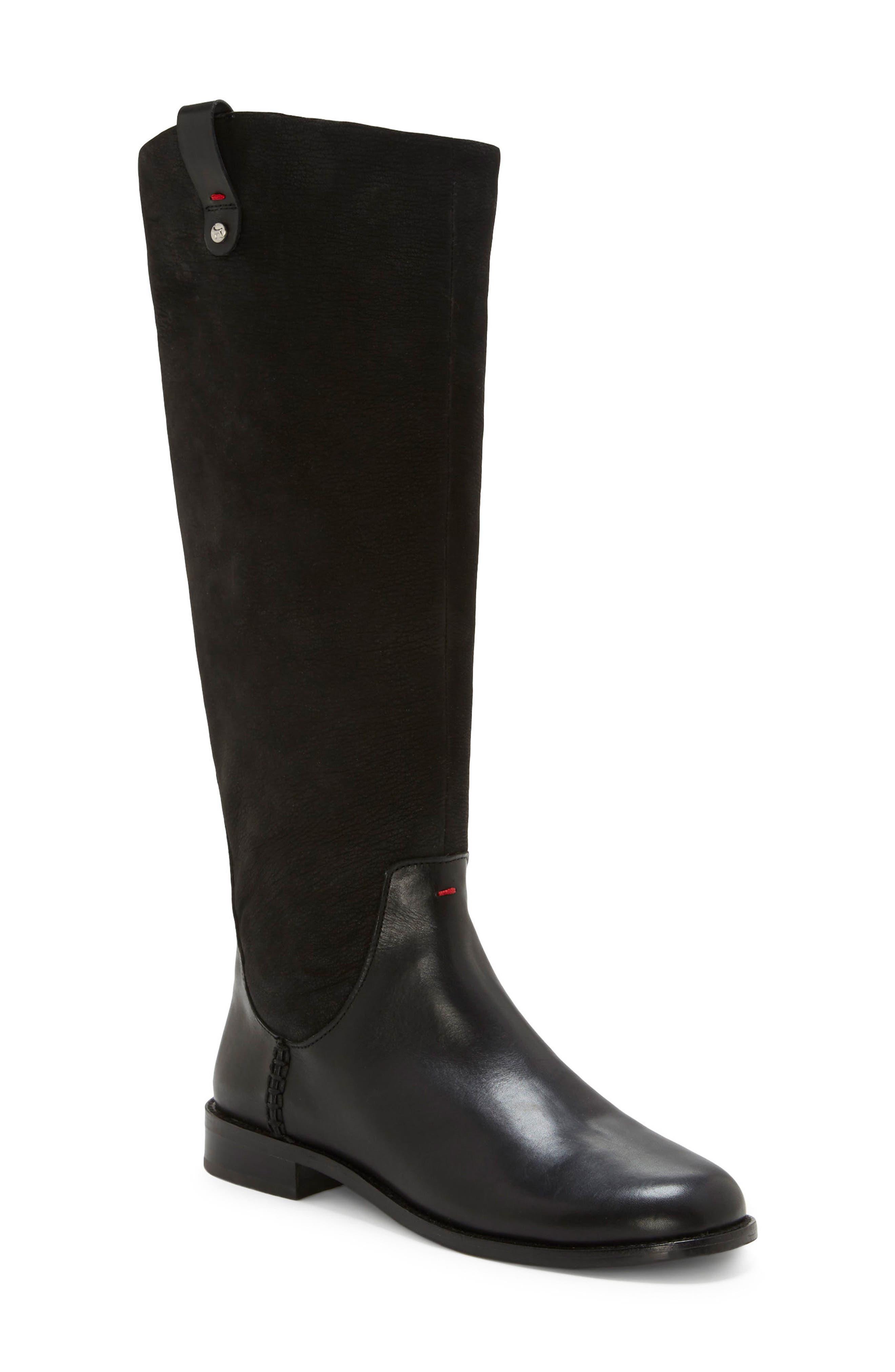 Alternate Image 1 Selected - ED Ellen DeGeneres 'Zoila' Riding Boot (Women)