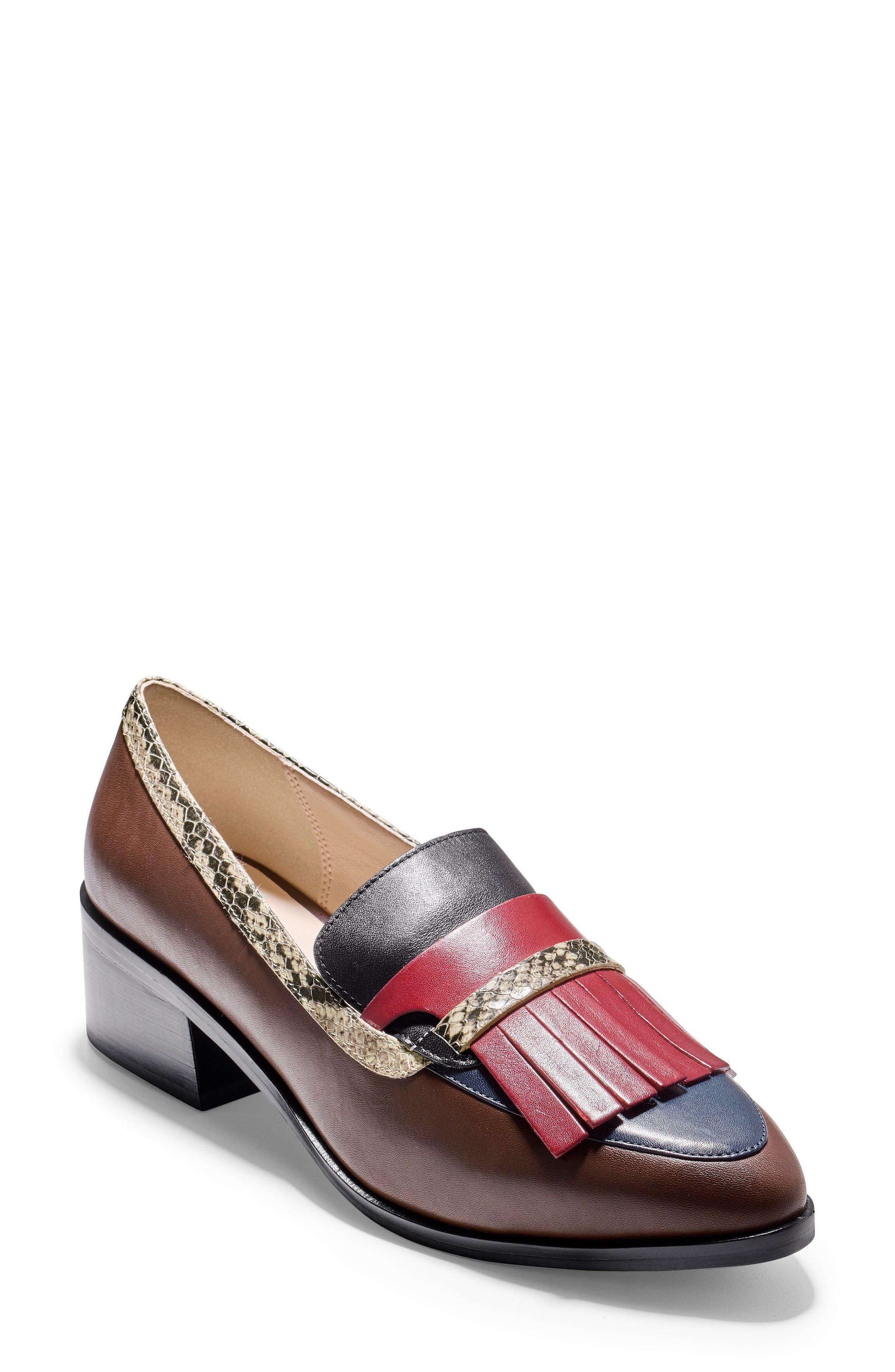 Main Image - Cole Haan Margarite Loafer Pump (Women)