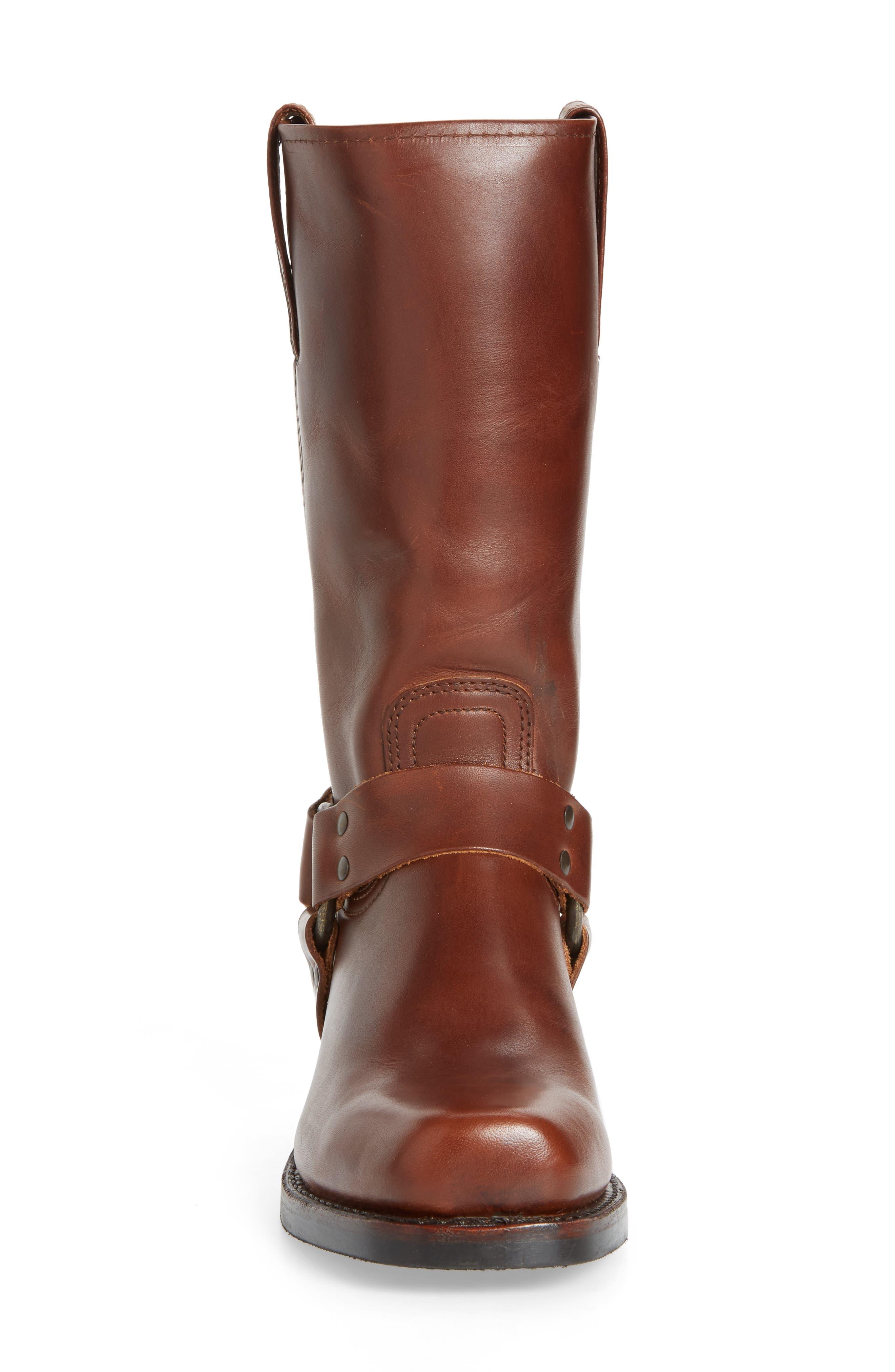 12R Harness Boot,                             Alternate thumbnail 4, color,                             Walnut