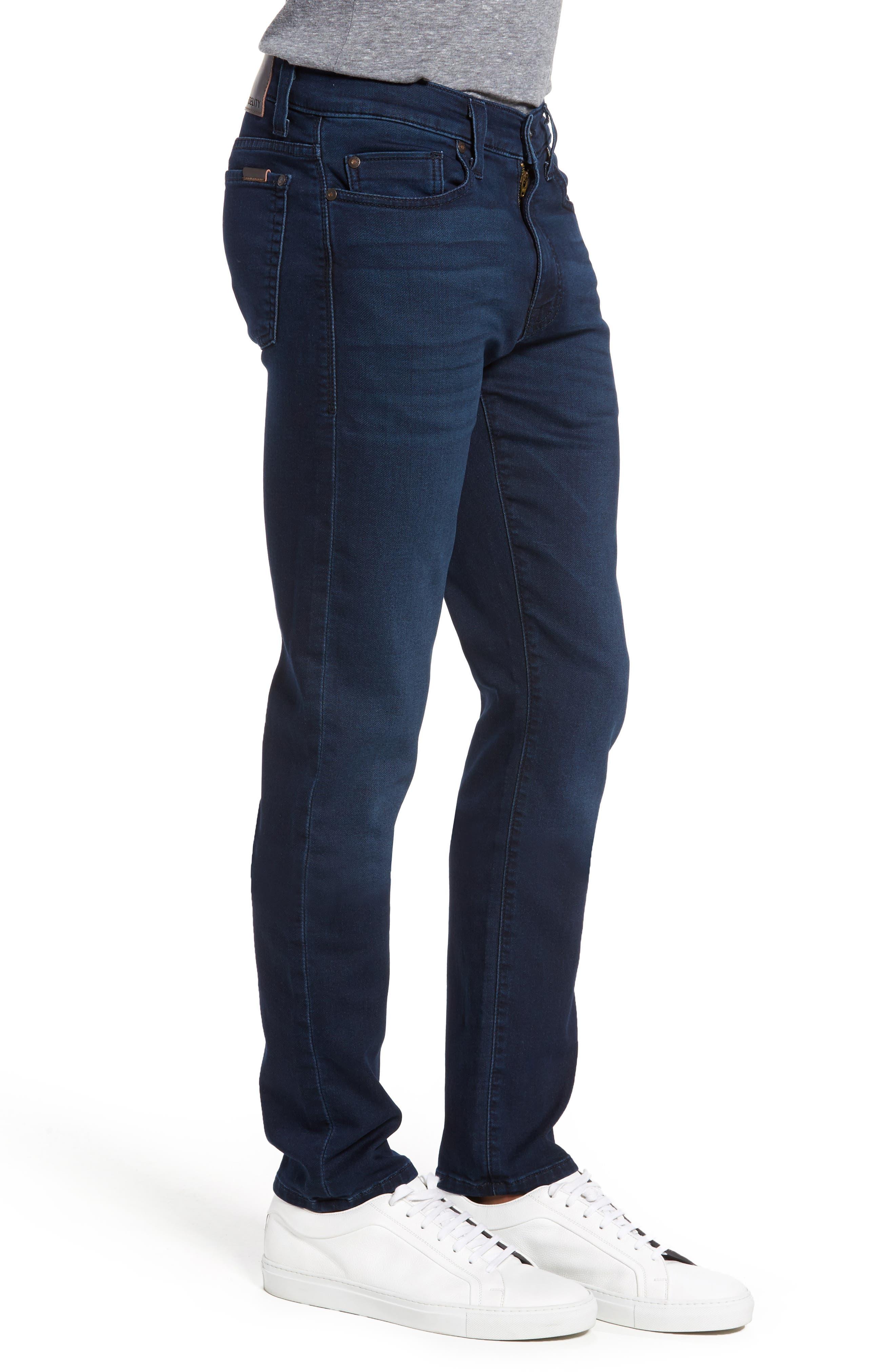 Torino Slim Fit Jeans,                             Alternate thumbnail 3, color,                             Lemmy Blue
