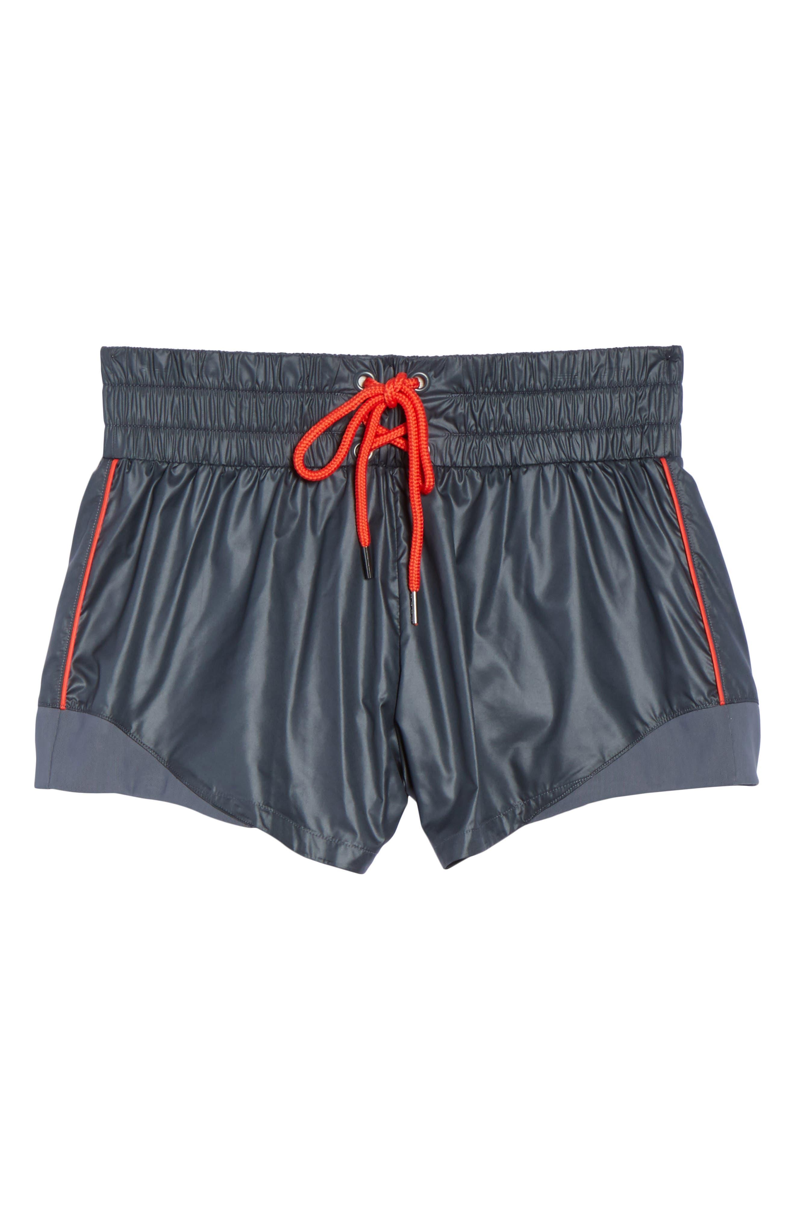 Alternate Image 6  - Zella Boxer Babe Shorts