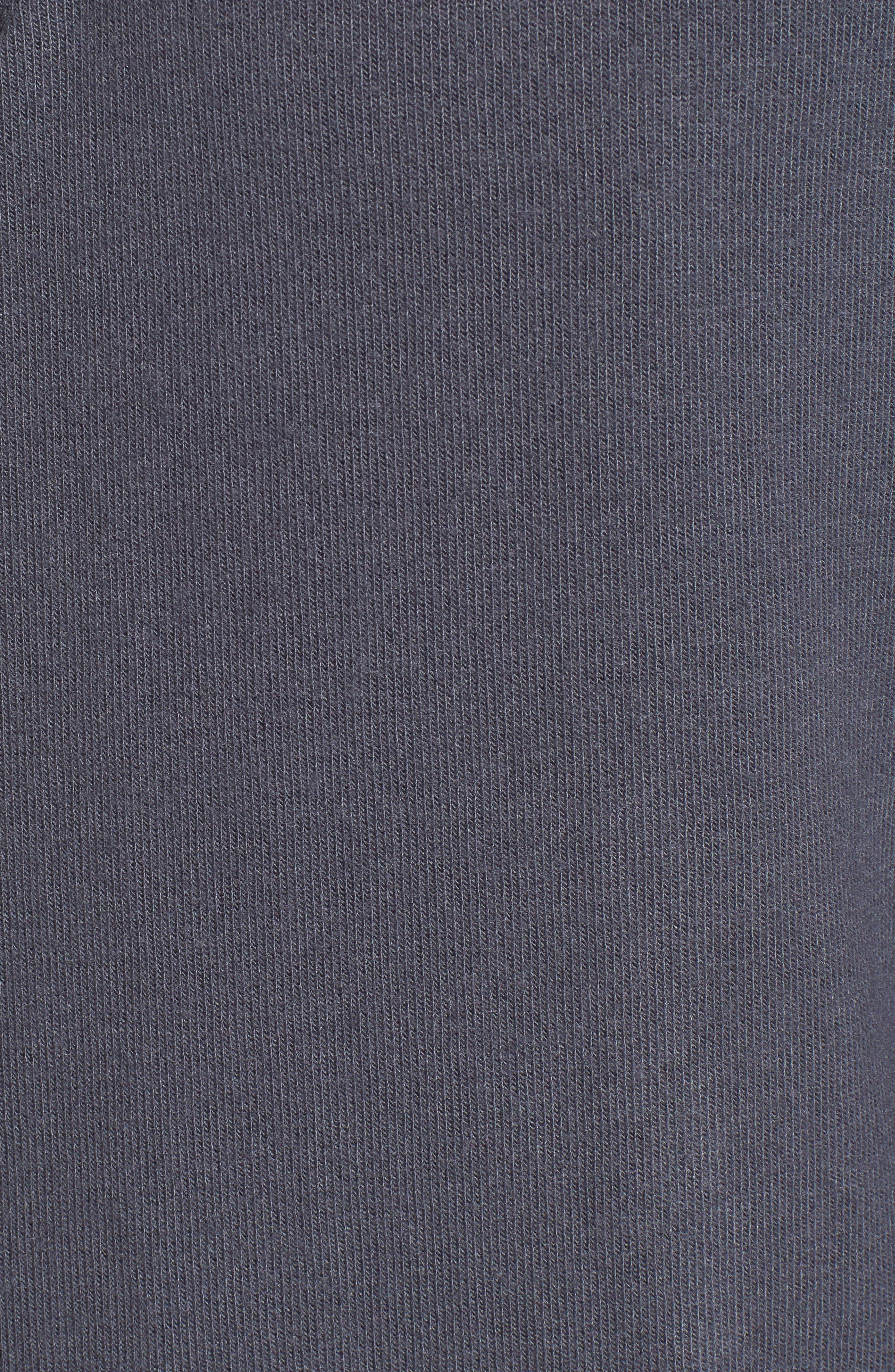Alternate Image 5  - Velvet by Graham & Spencer Long Sleeve Henley