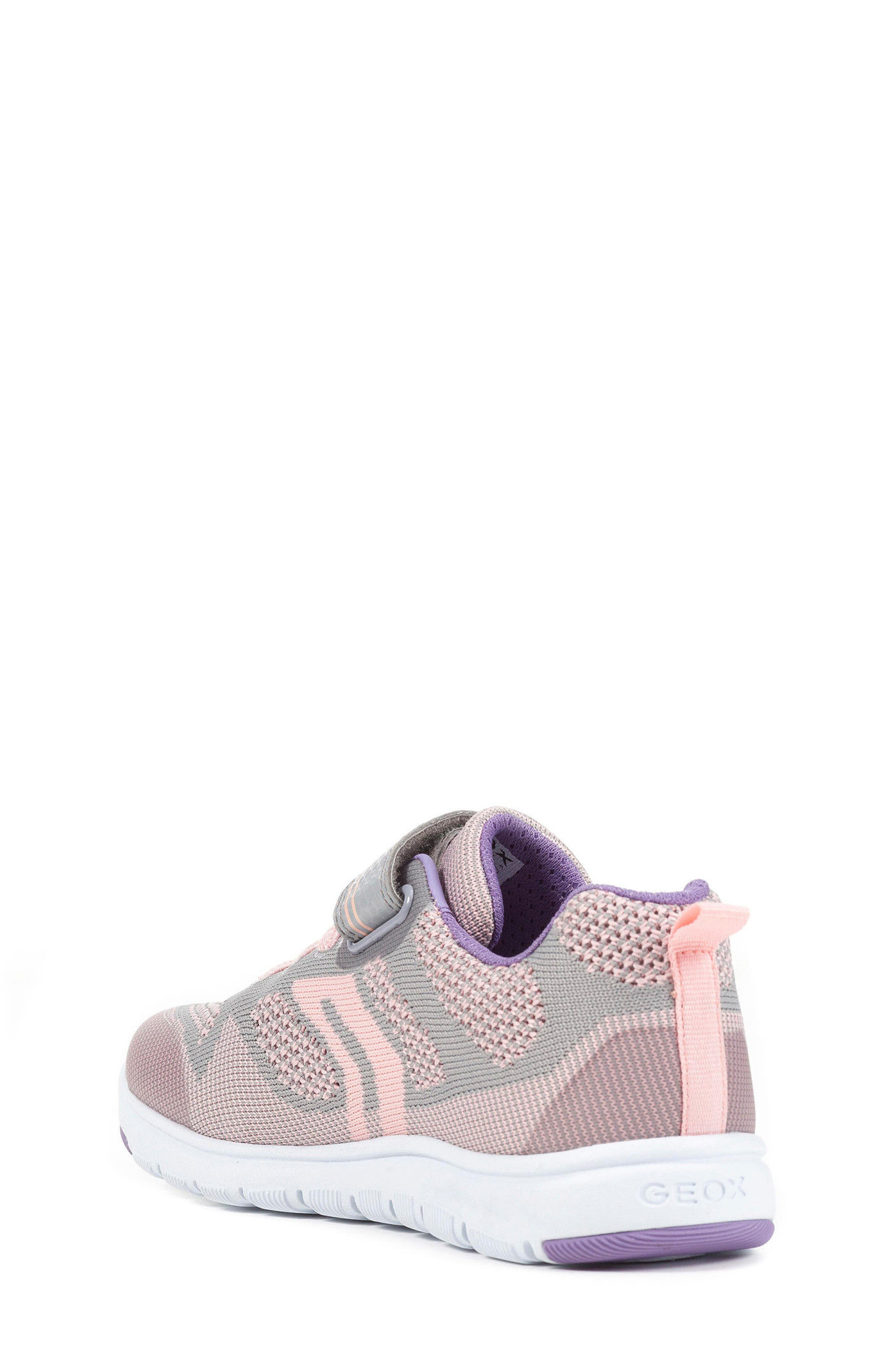 Alternate Image 2  - Geox Xunday Low Top Woven Sneaker (Toddler, Little Kid & Big Kid)