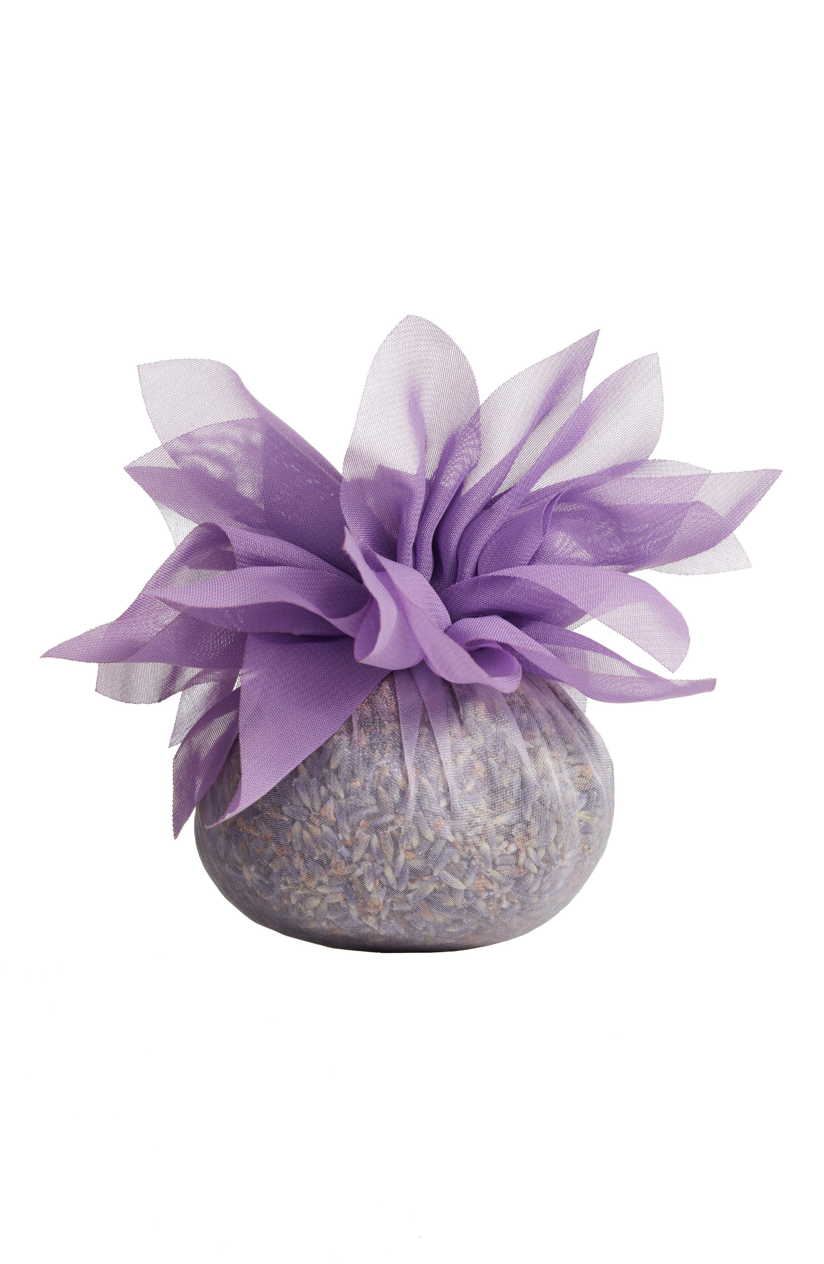 Purple Flower Sachet,                             Main thumbnail 1, color,                             No Color