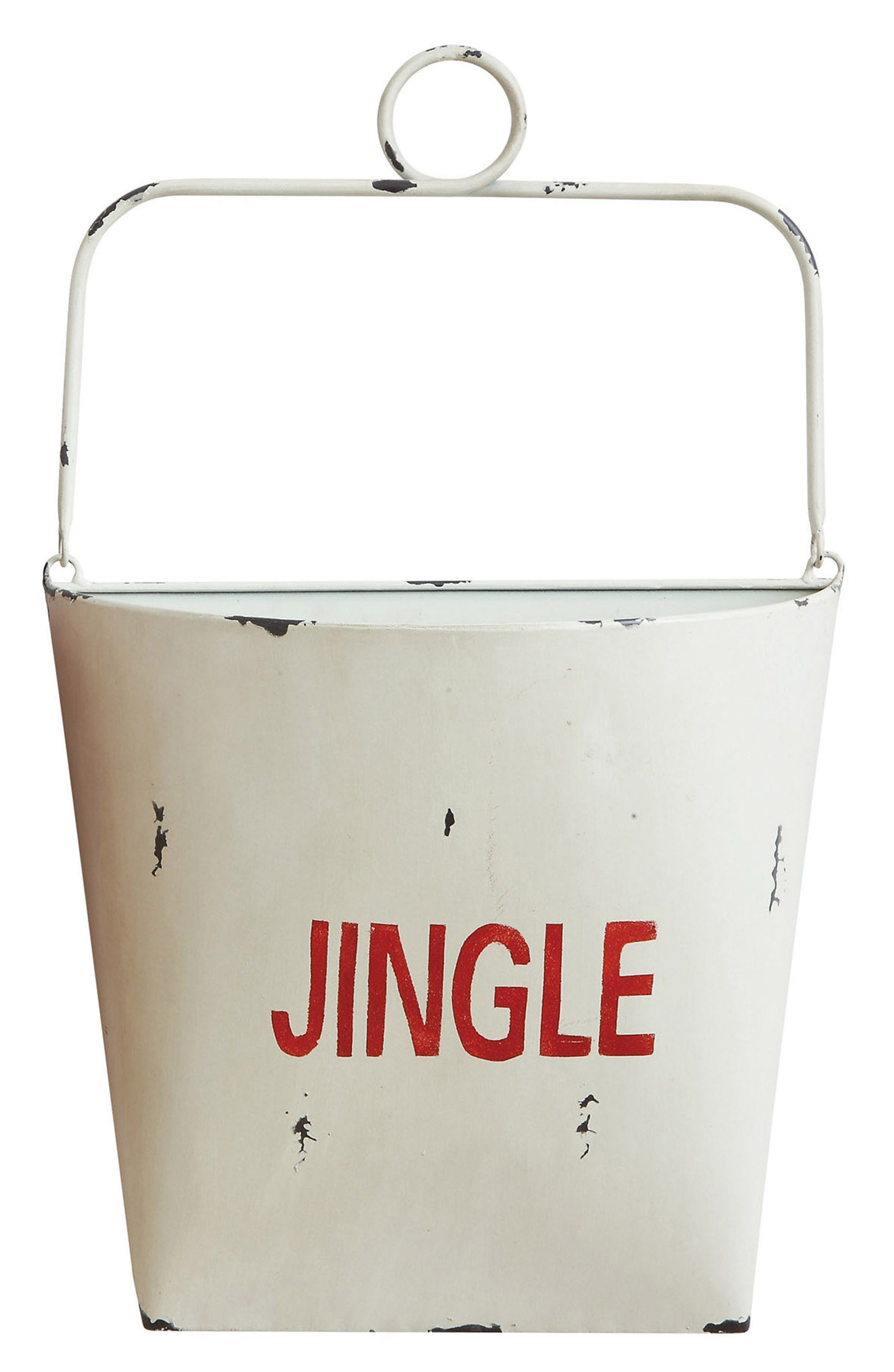 Creative Co-Op Jingle Bucket