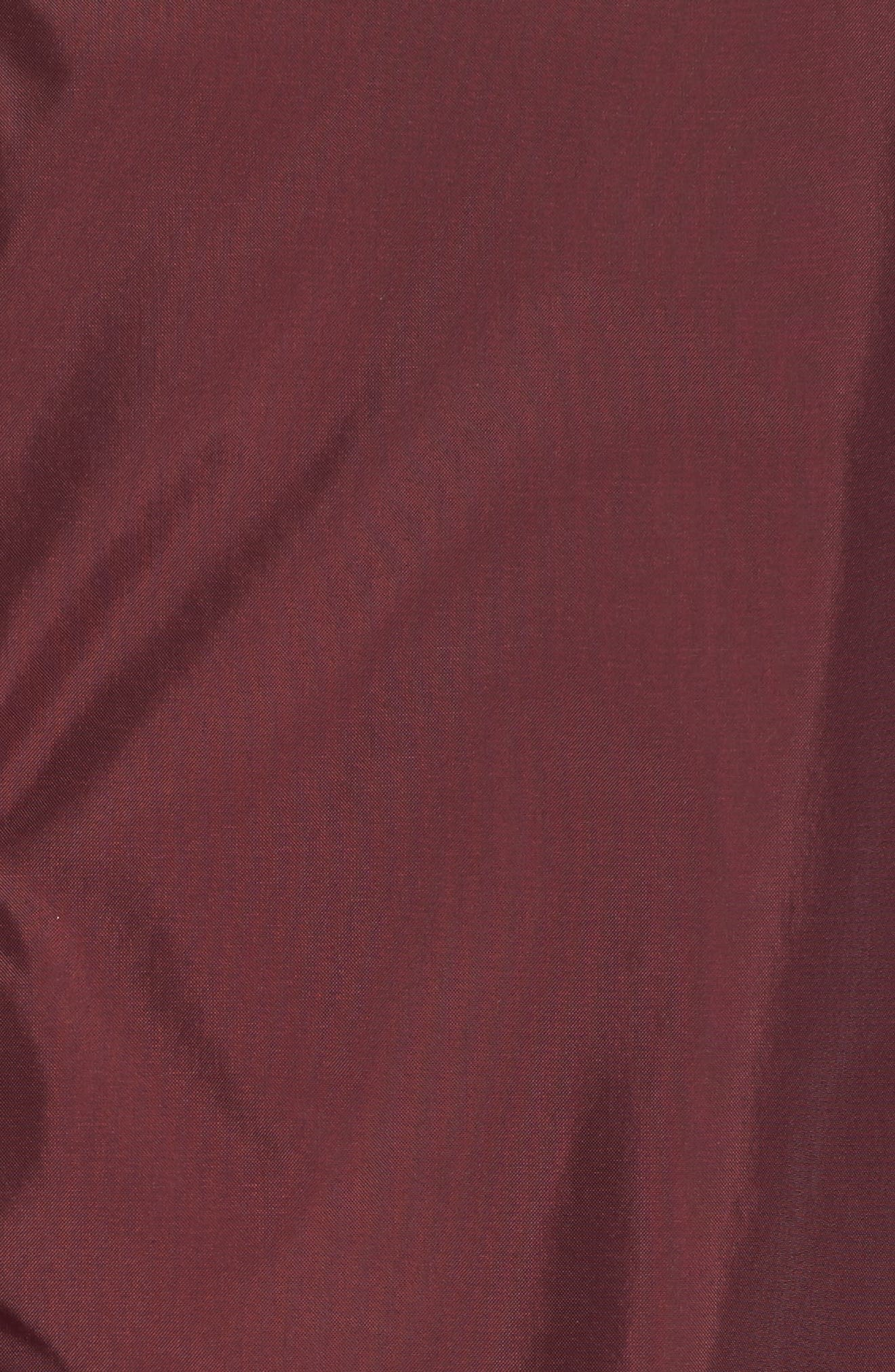 Torrey Water Resistant Jacket,                             Alternate thumbnail 5, color,                             Port Royale/ White