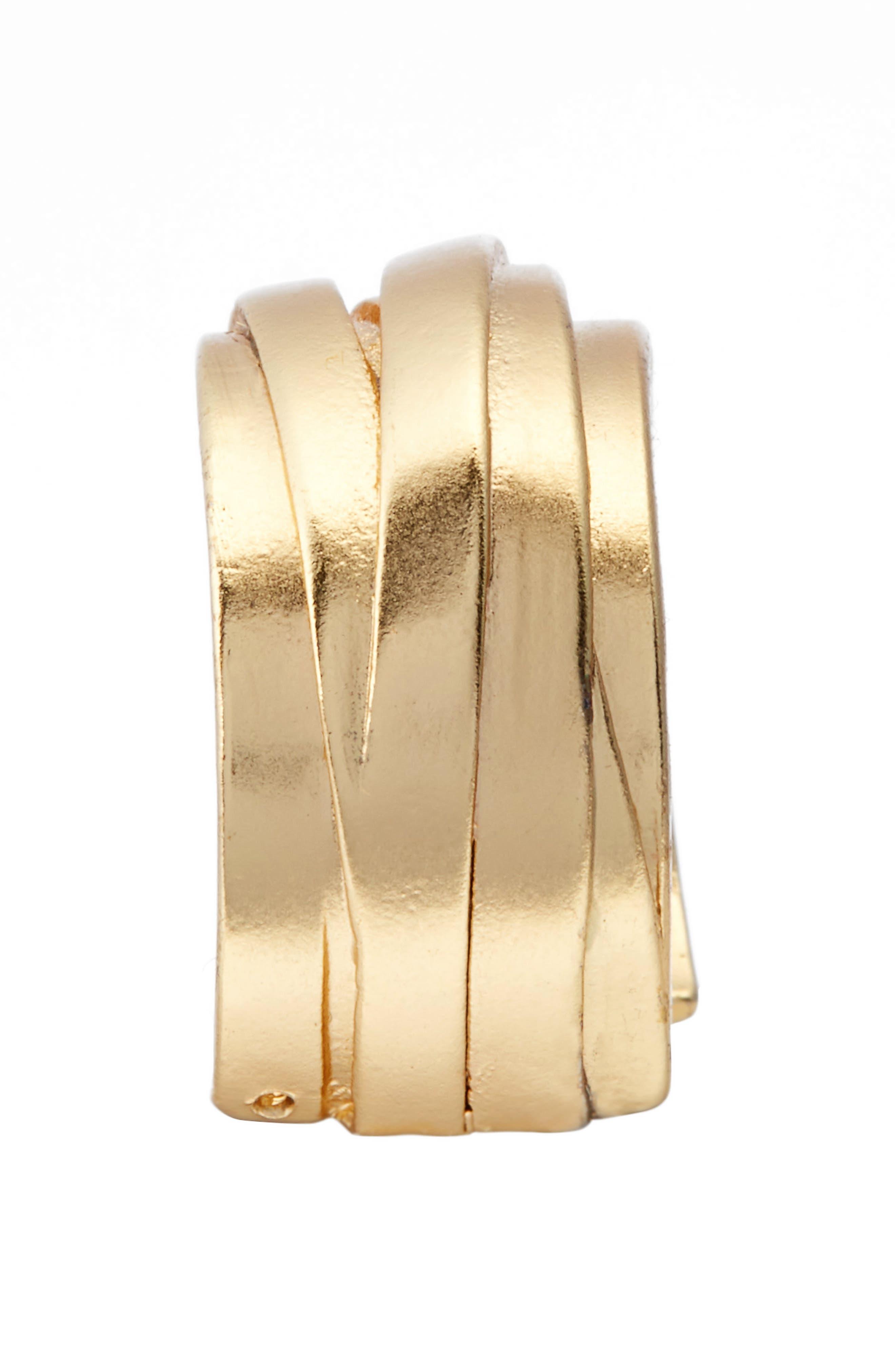 Angelique Adjustable Ring,                             Alternate thumbnail 2, color,                             Gold