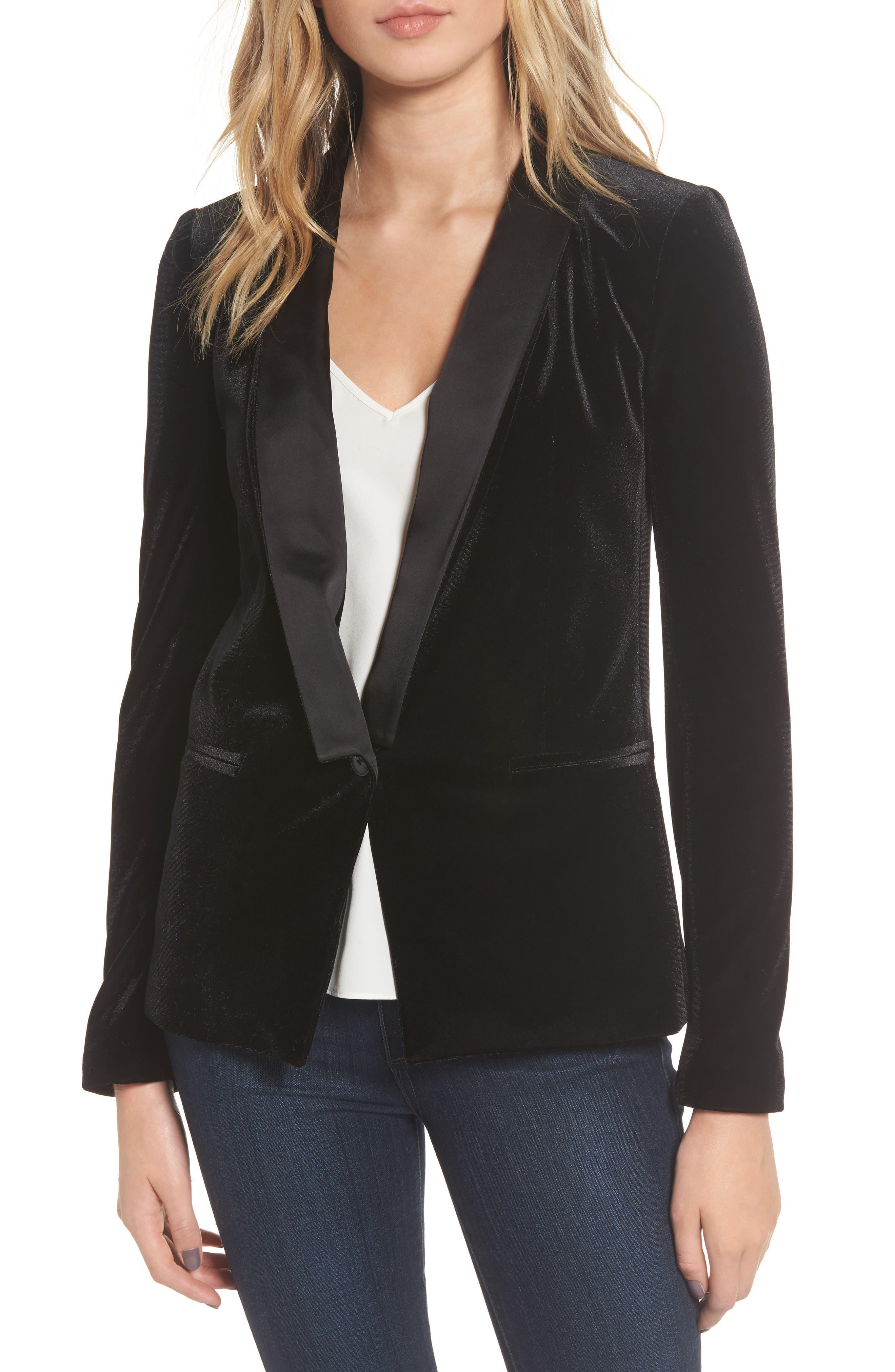 Dracula Jacket,                         Main,                         color, Black