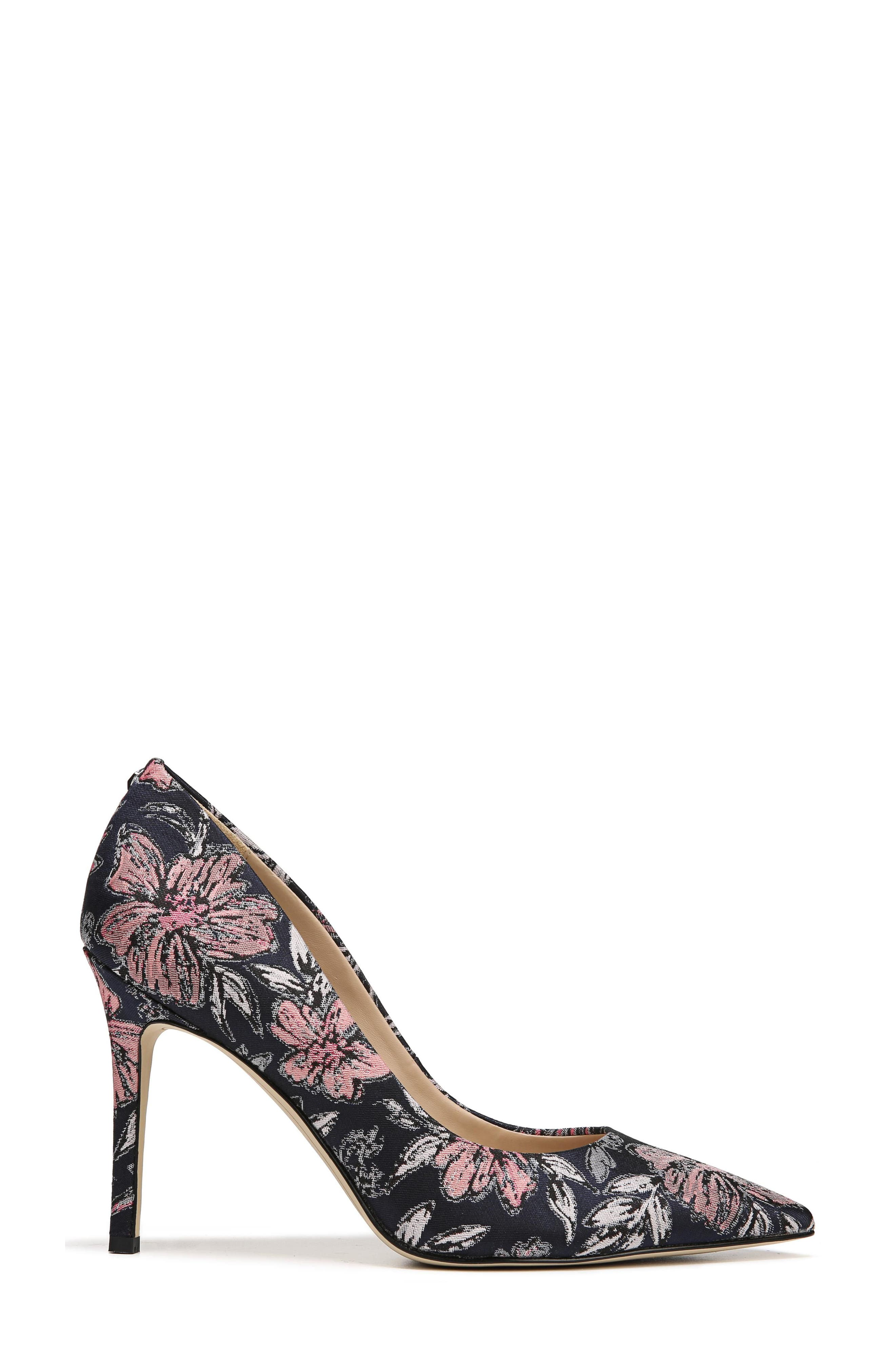 Alternate Image 3  - Sam Edelman Hazel Pointy Toe Pump (Women)