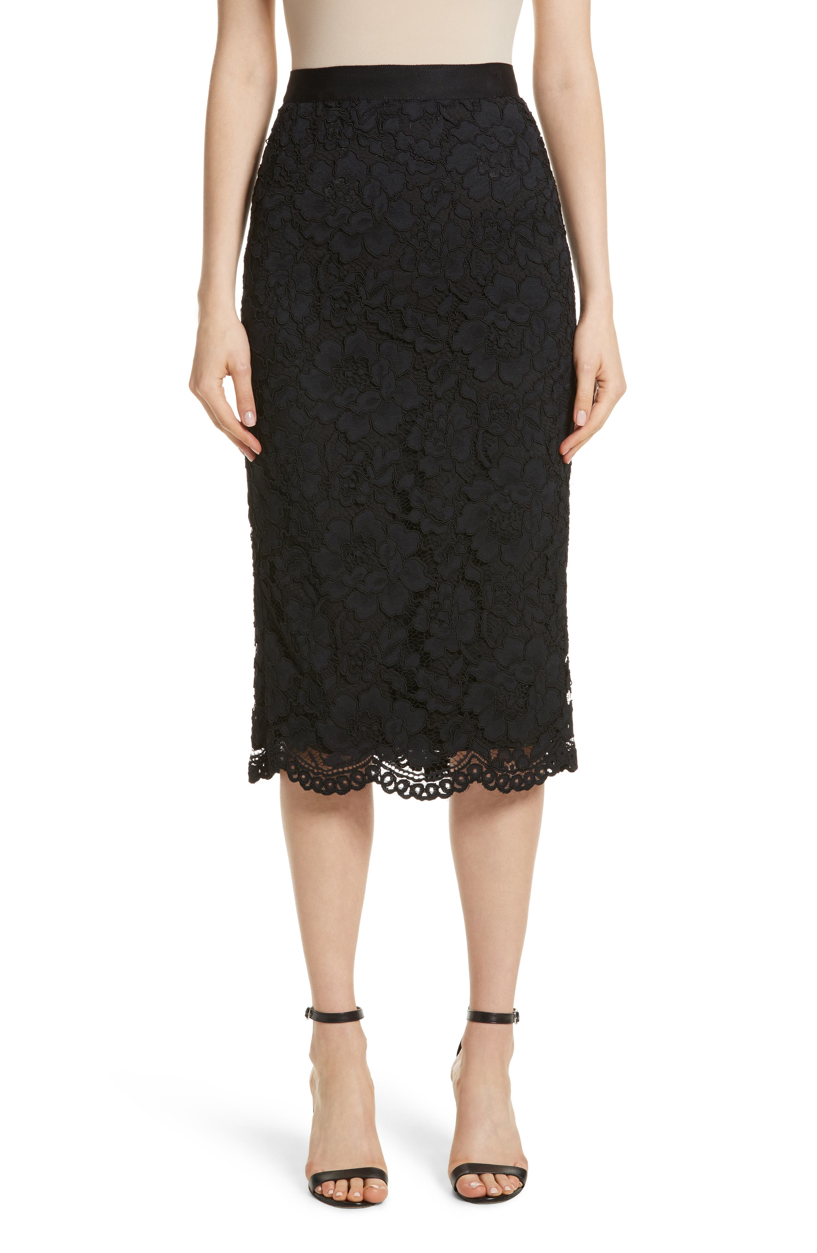 Black Lace Pencil Skirt, Beige Lace Pencil Skirt, Mauve Lace Pencil Skirts. KENANCY Womens Lace Mermaid Midi Pencil Skirt Knee Length Stretch Wear to Work Skirts. by KENANCY. $ - $ $ 13 $ 16 99 Prime. FREE Shipping on eligible orders. Some sizes are Prime eligible. 5 out of 5 stars 1.