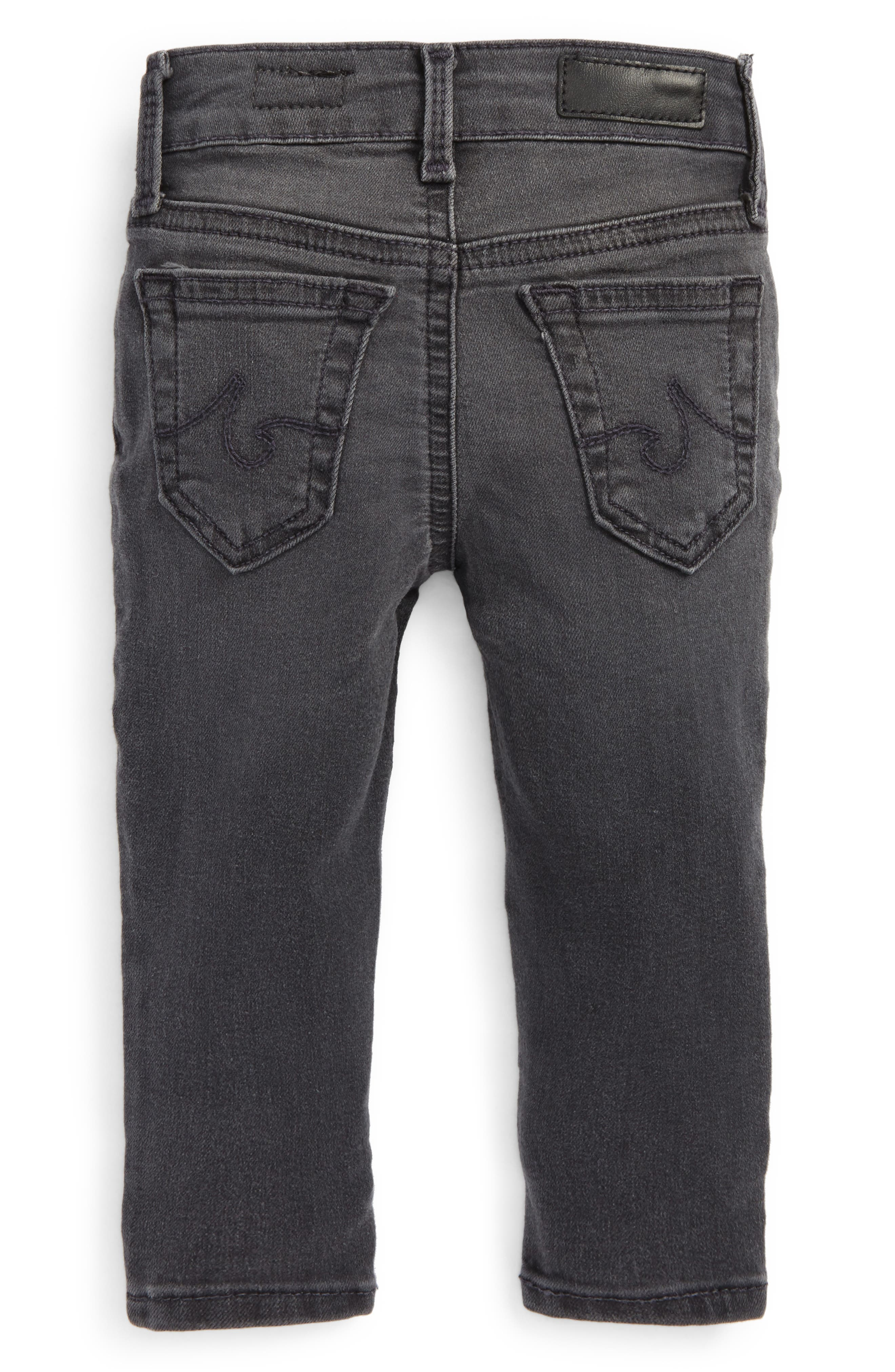 Ankle Skinny Jeans,                             Alternate thumbnail 2, color,                             Fulton Wash