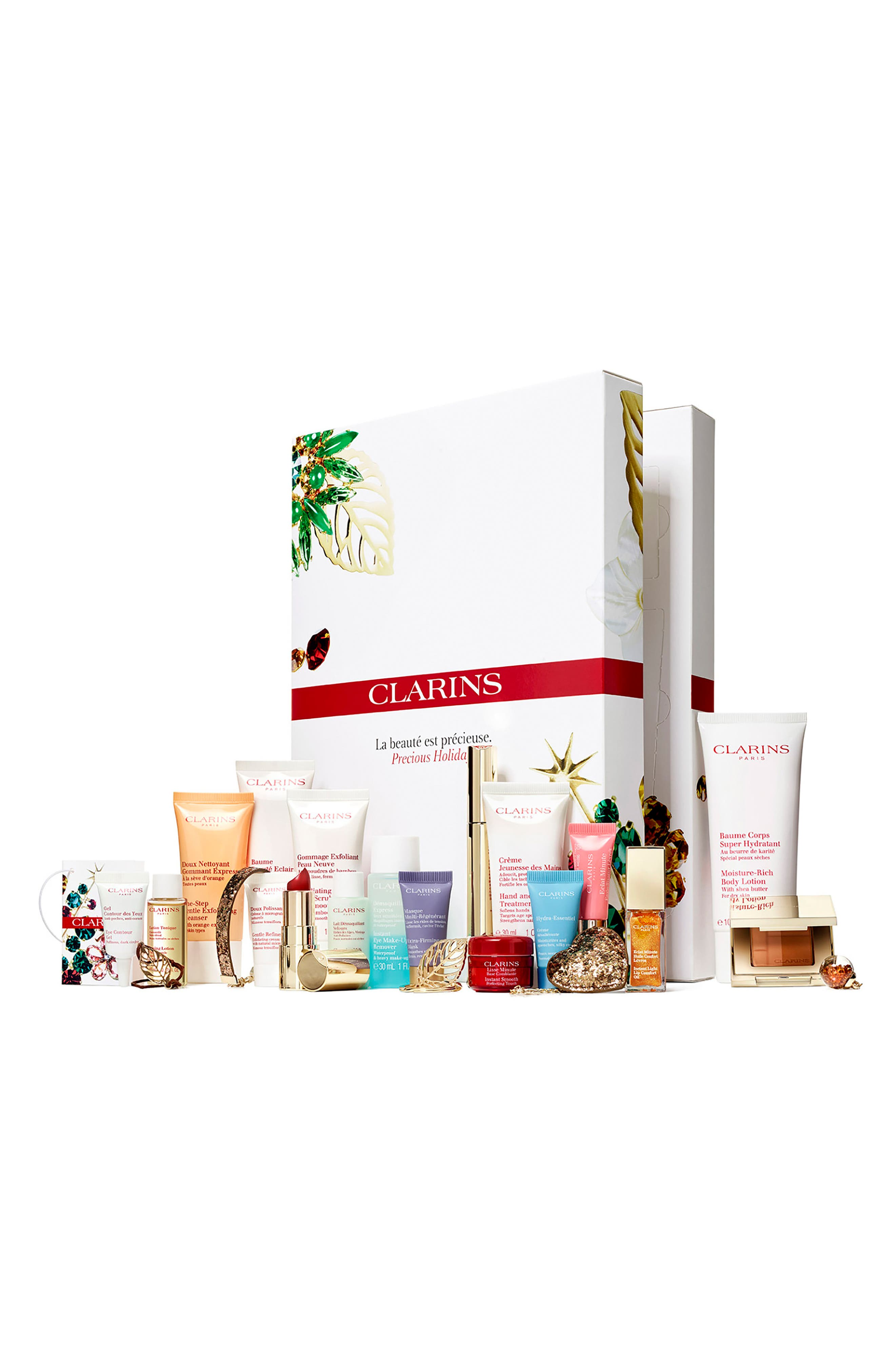 Alternate Image 1 Selected - Clarins Advent Calendar Collection (Over $218 Value)