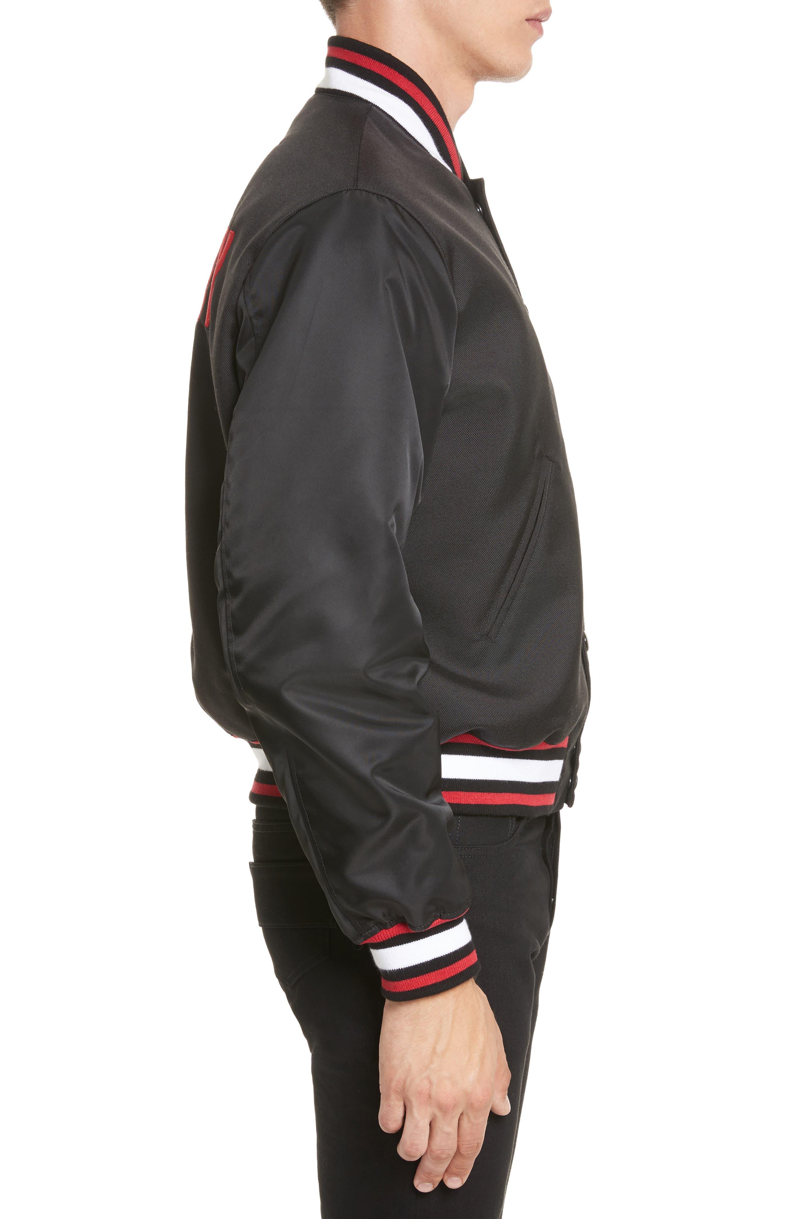 Alternate Image 3  - Givenchy Varsity Jacket