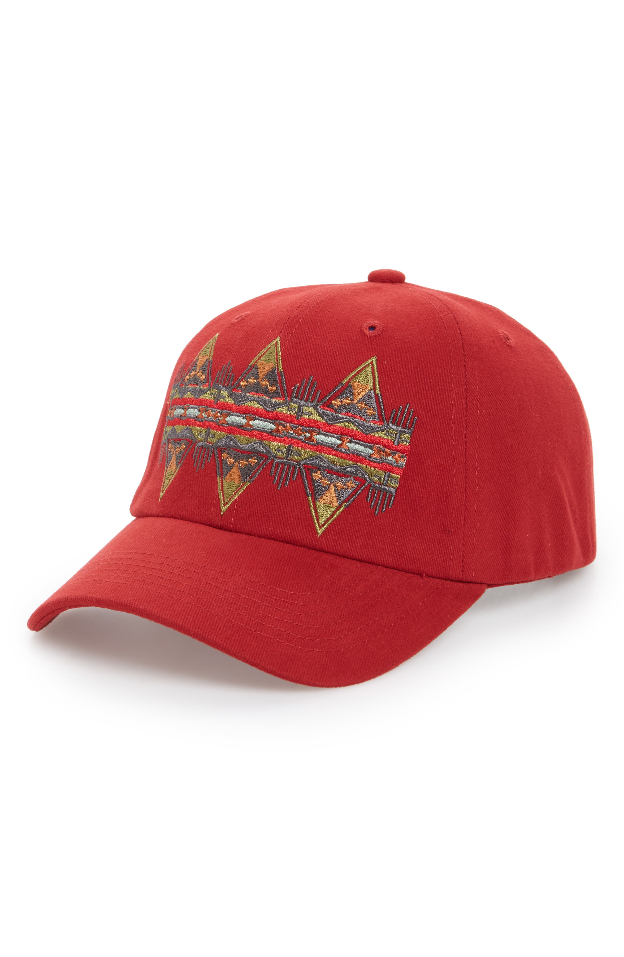 Pendleton Embroidered Ball Cap