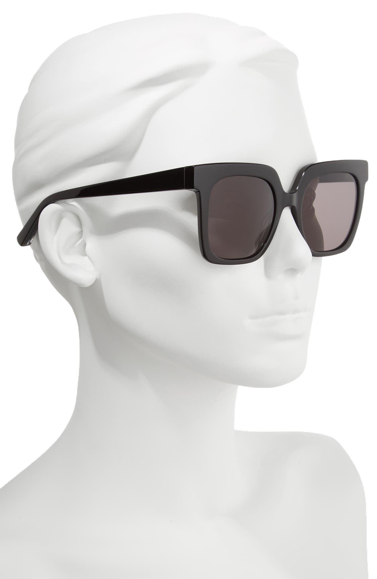 Alternate Image 2  - Elizabeth and James Rae 51mm Square Sunglasses