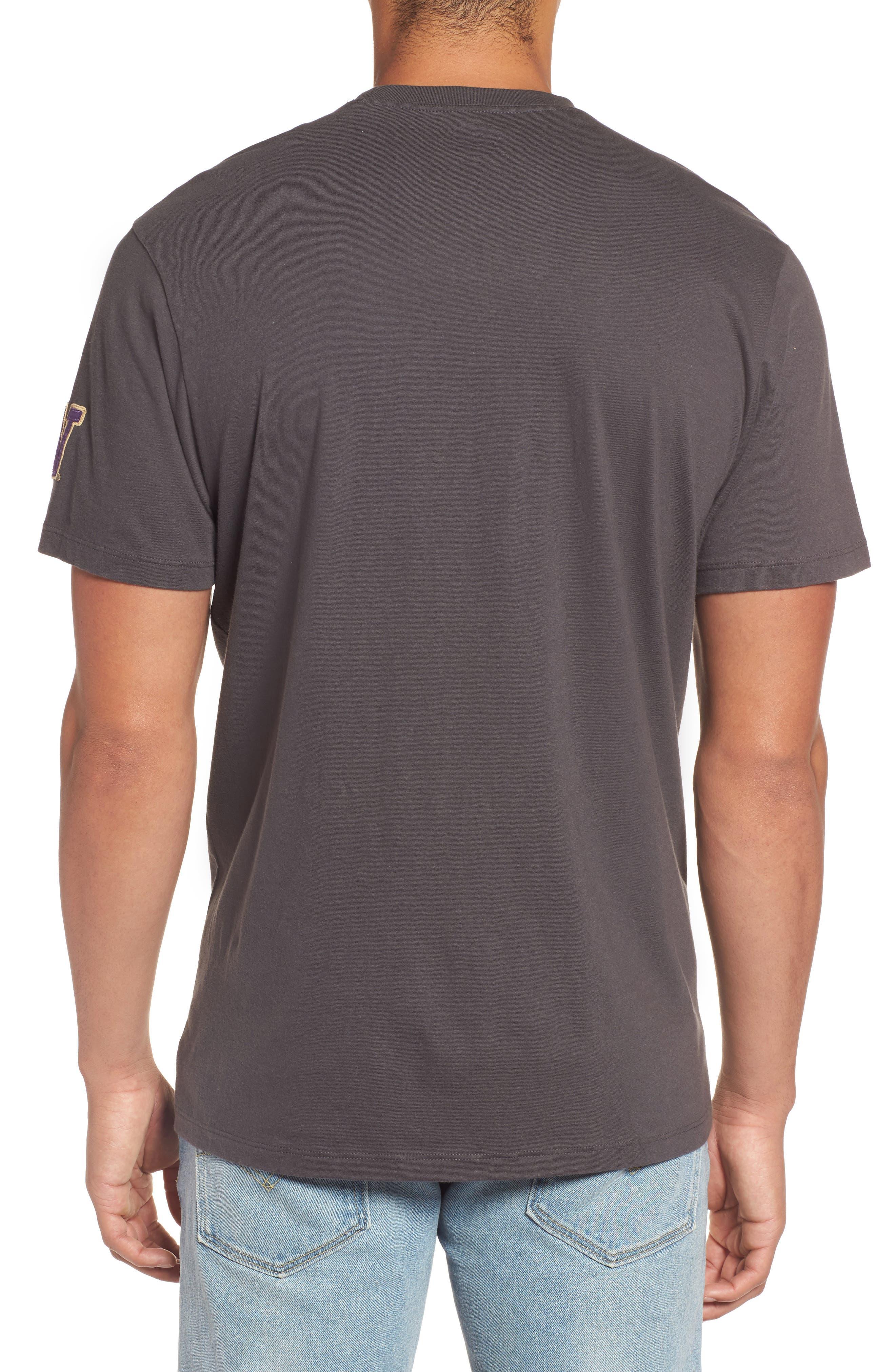 Alternate Image 2  - '47 University of Washington Huskies Borderland T-Shirt