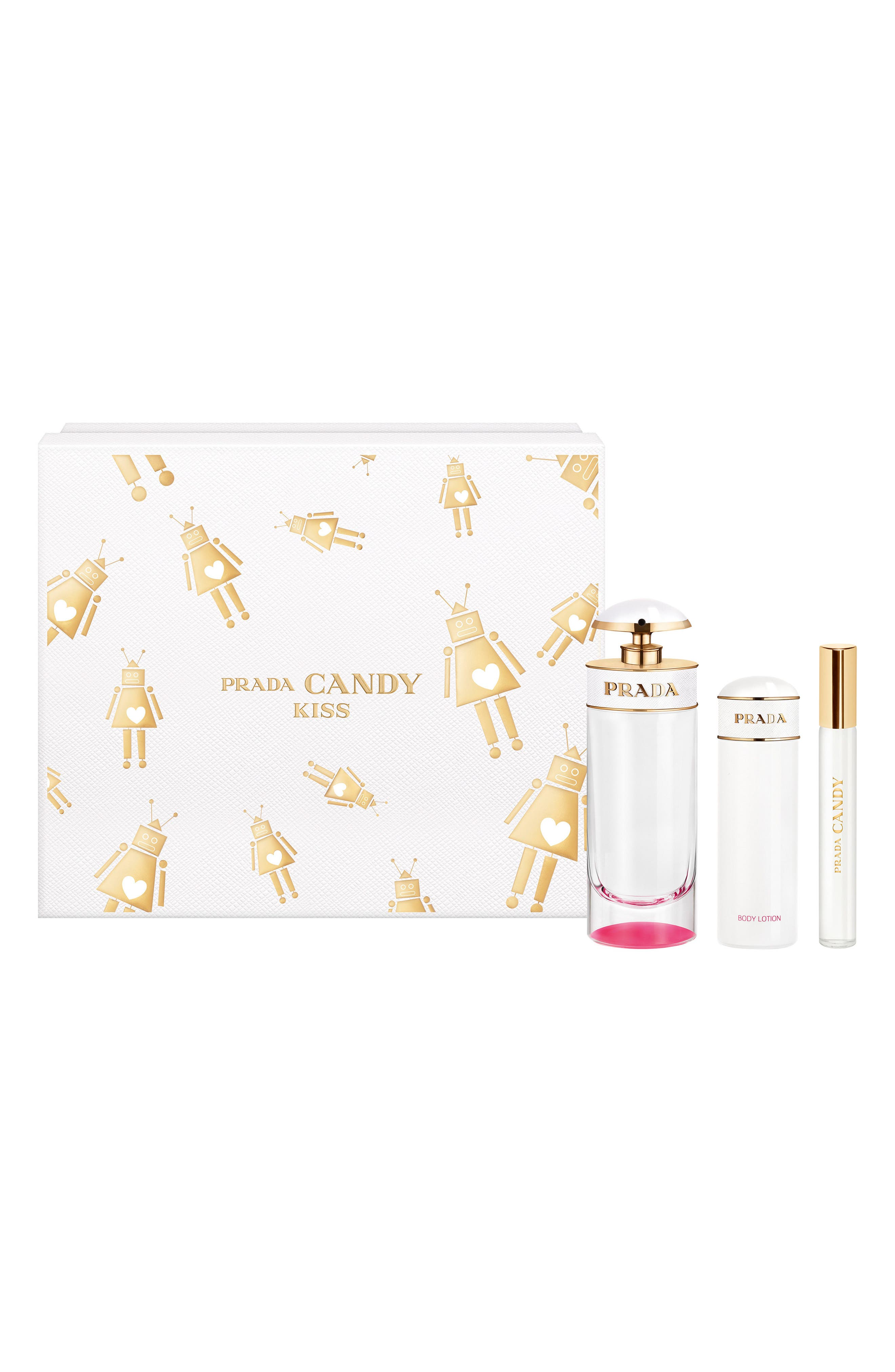 Candy Kiss Eau de Parfum Set,                             Main thumbnail 1, color,                             No Color