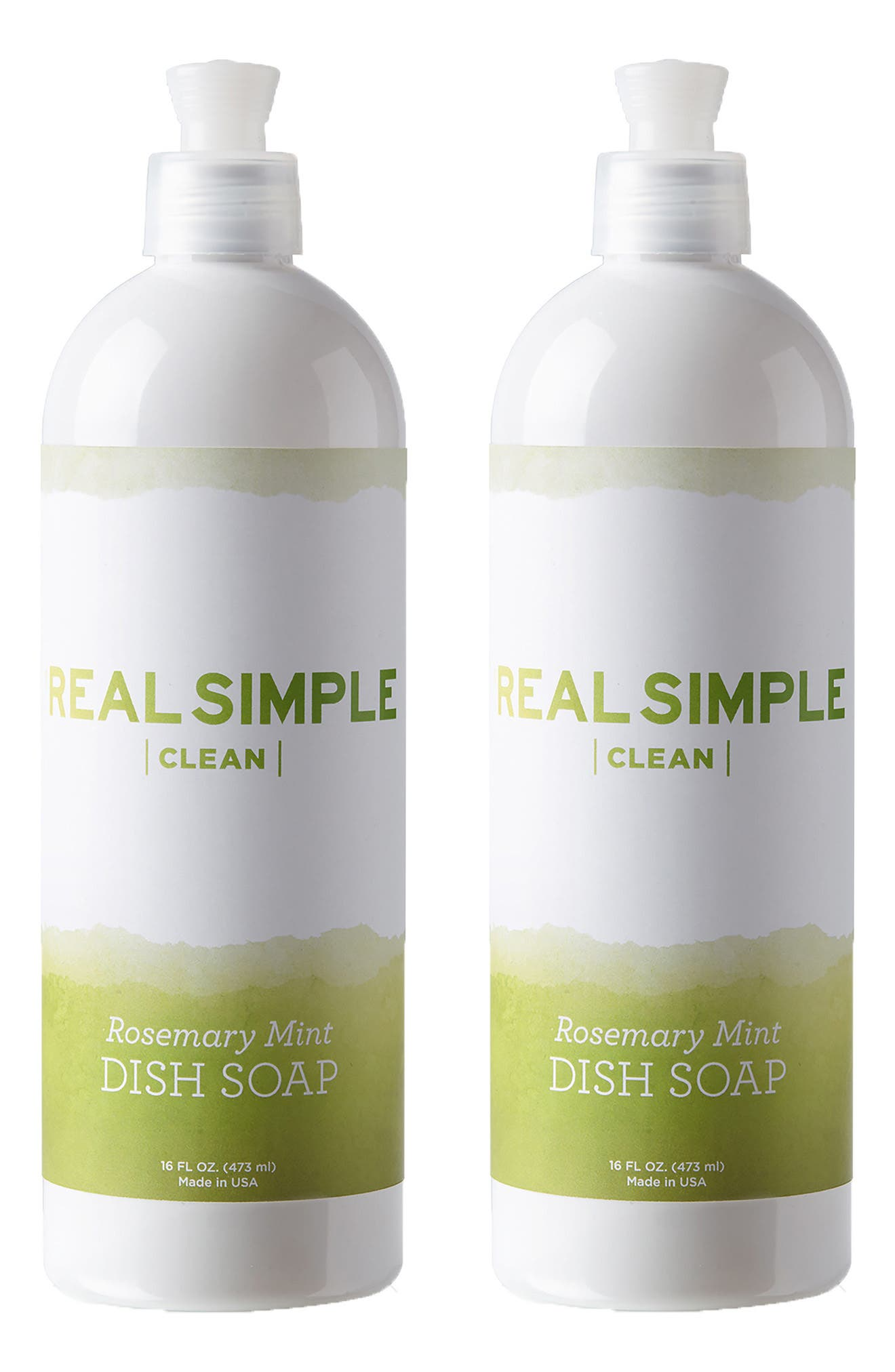 Alternate Image 1 Selected - Real Simple 2-Pack Dish Soap