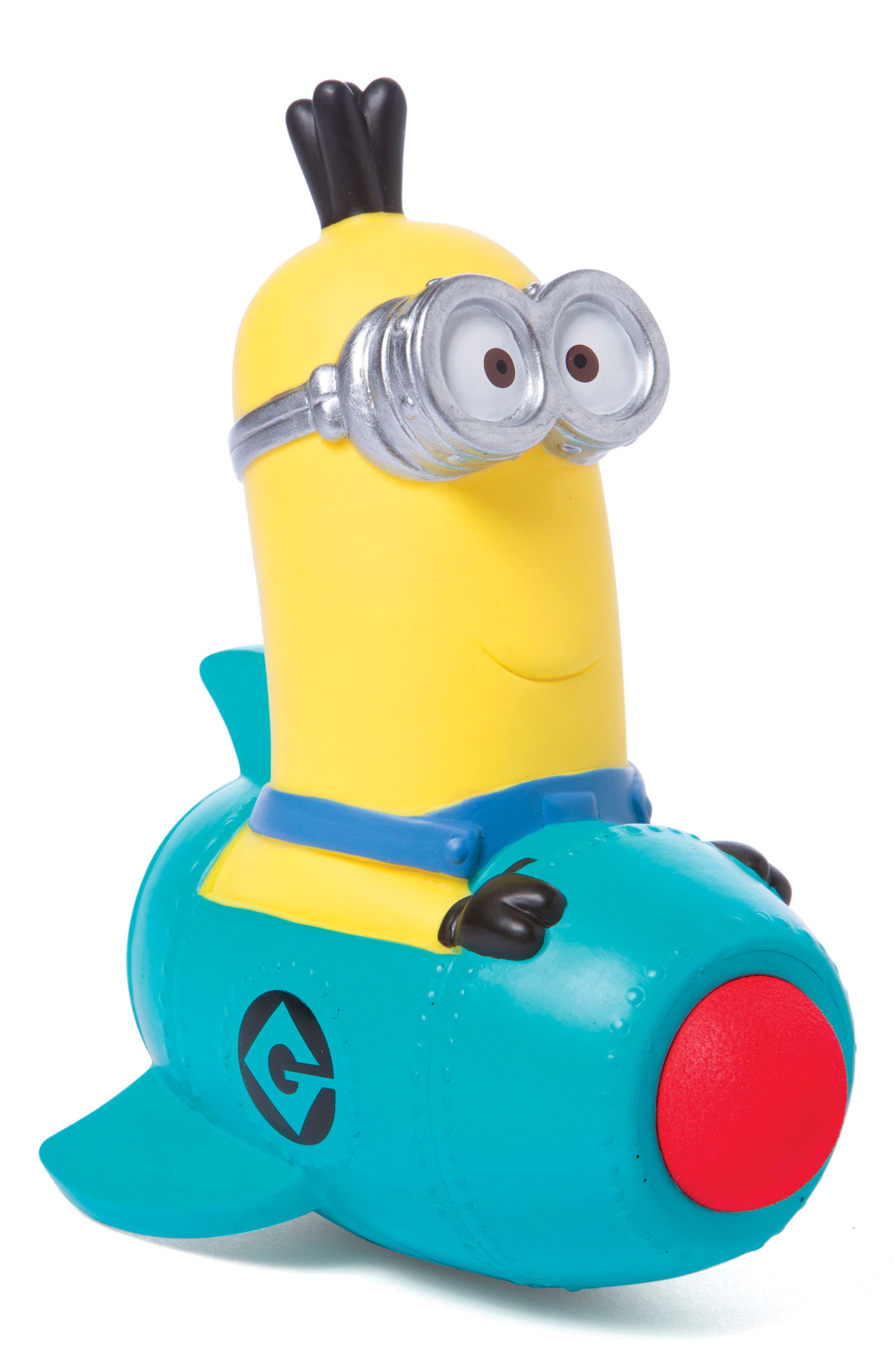 Tim Minion Popper Toy,                         Main,                         color, Yellow