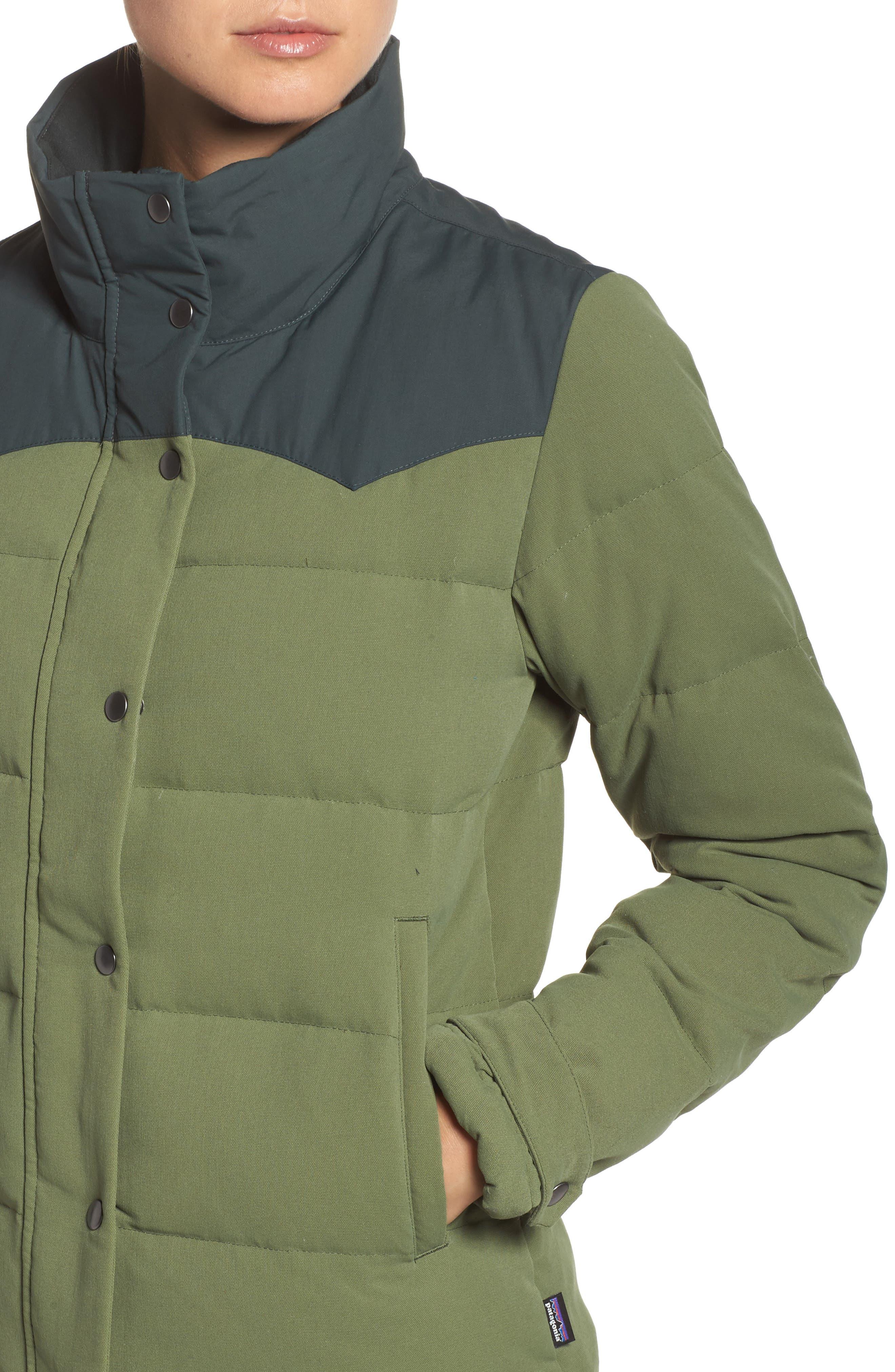 Alternate Image 4  - Patagonia 'Bivy' Water Repellent Down Jacket
