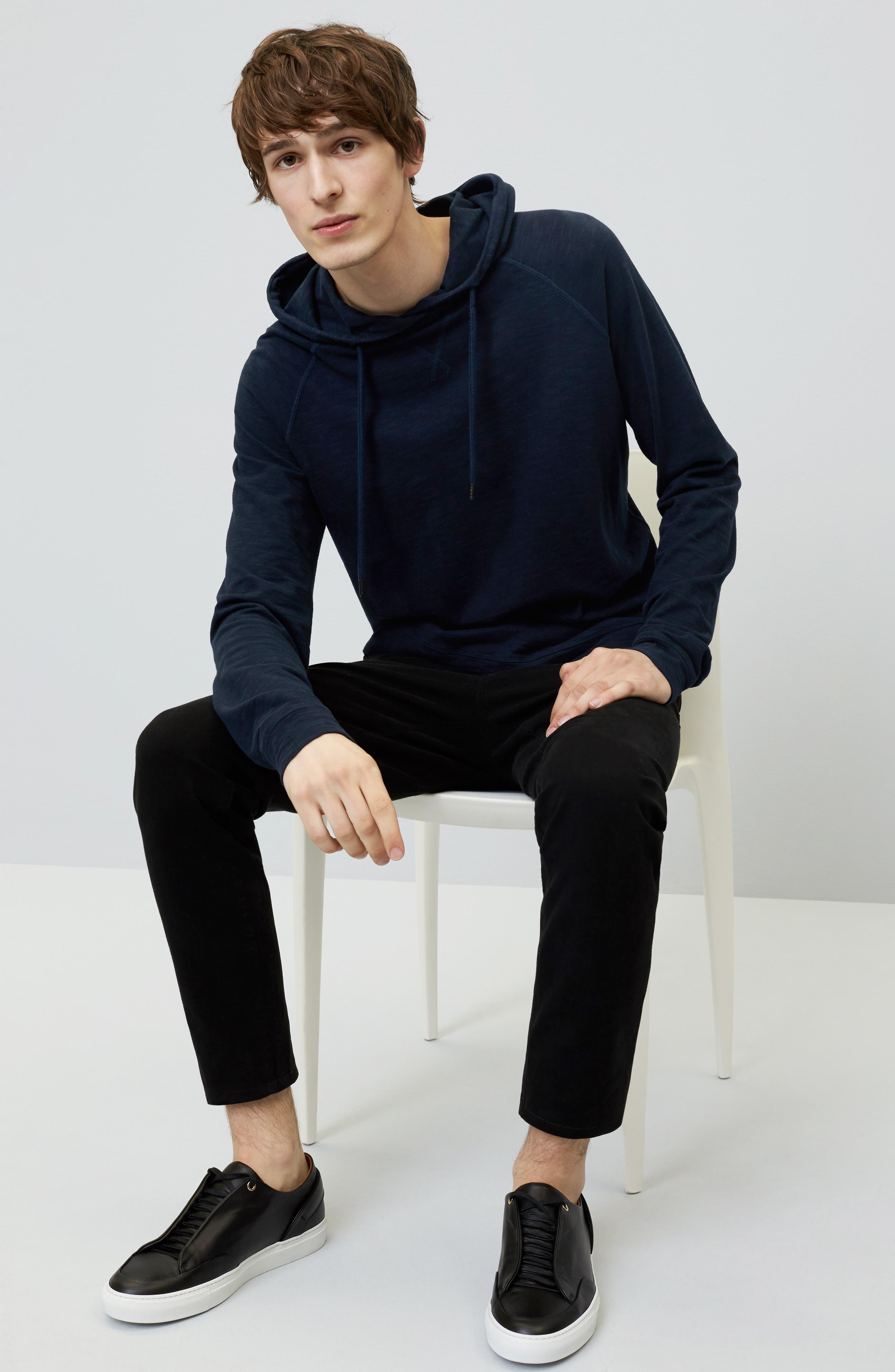 Alternate Image 6  - Good Man Brand Slim Fit Pullover Hoodie