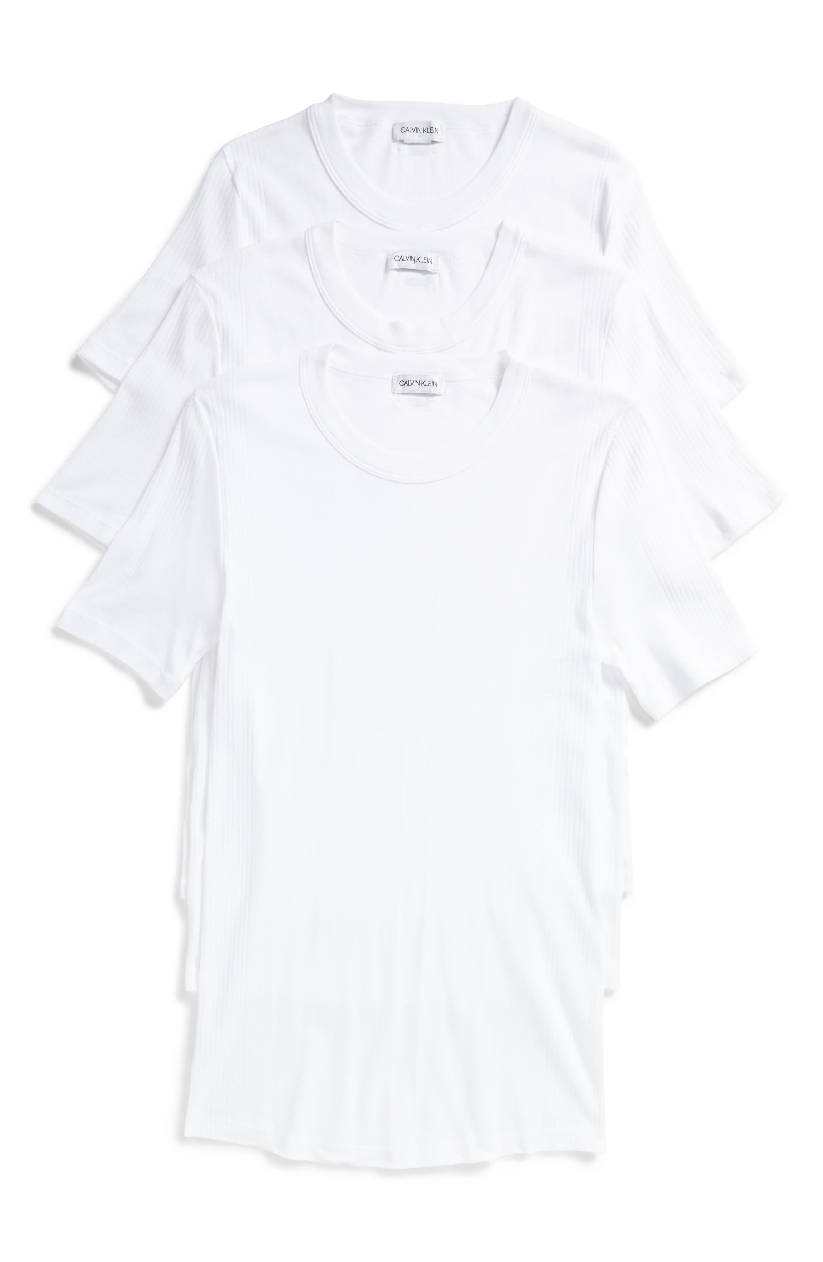 Calvin Klein 205W39NYC Concept Luxury 3-Pack Crewneck T-Shirt