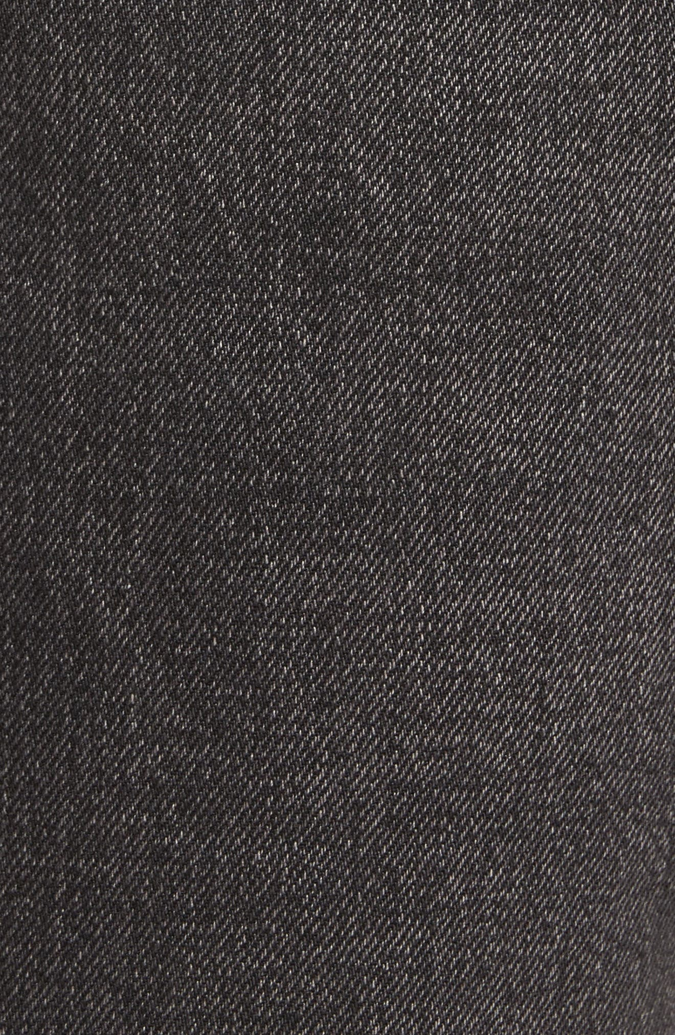 501<sup>™</sup> Straight Leg Jeans,                             Alternate thumbnail 5, color,                             Delancey