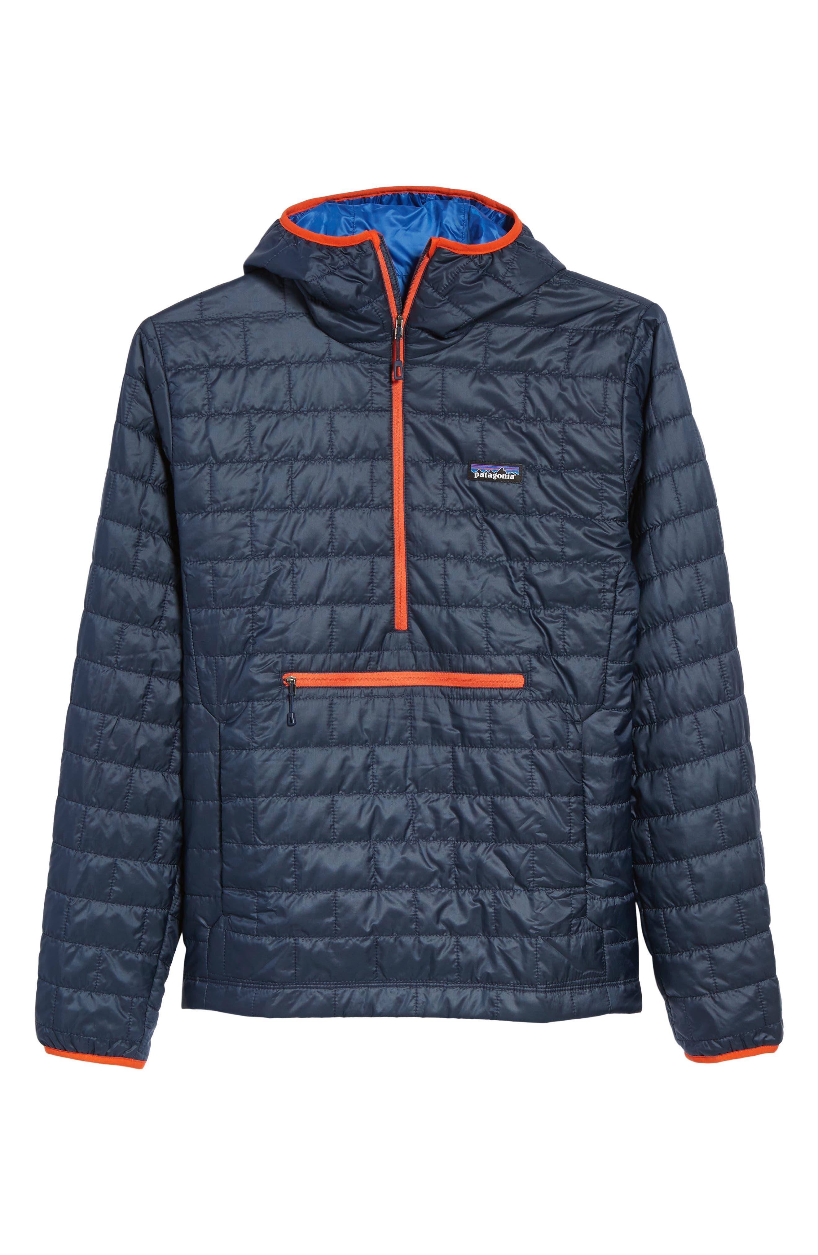 Alternate Image 6  - Patagonia Nano Puff® Bivy Regular Fit Water Resistant Jacket