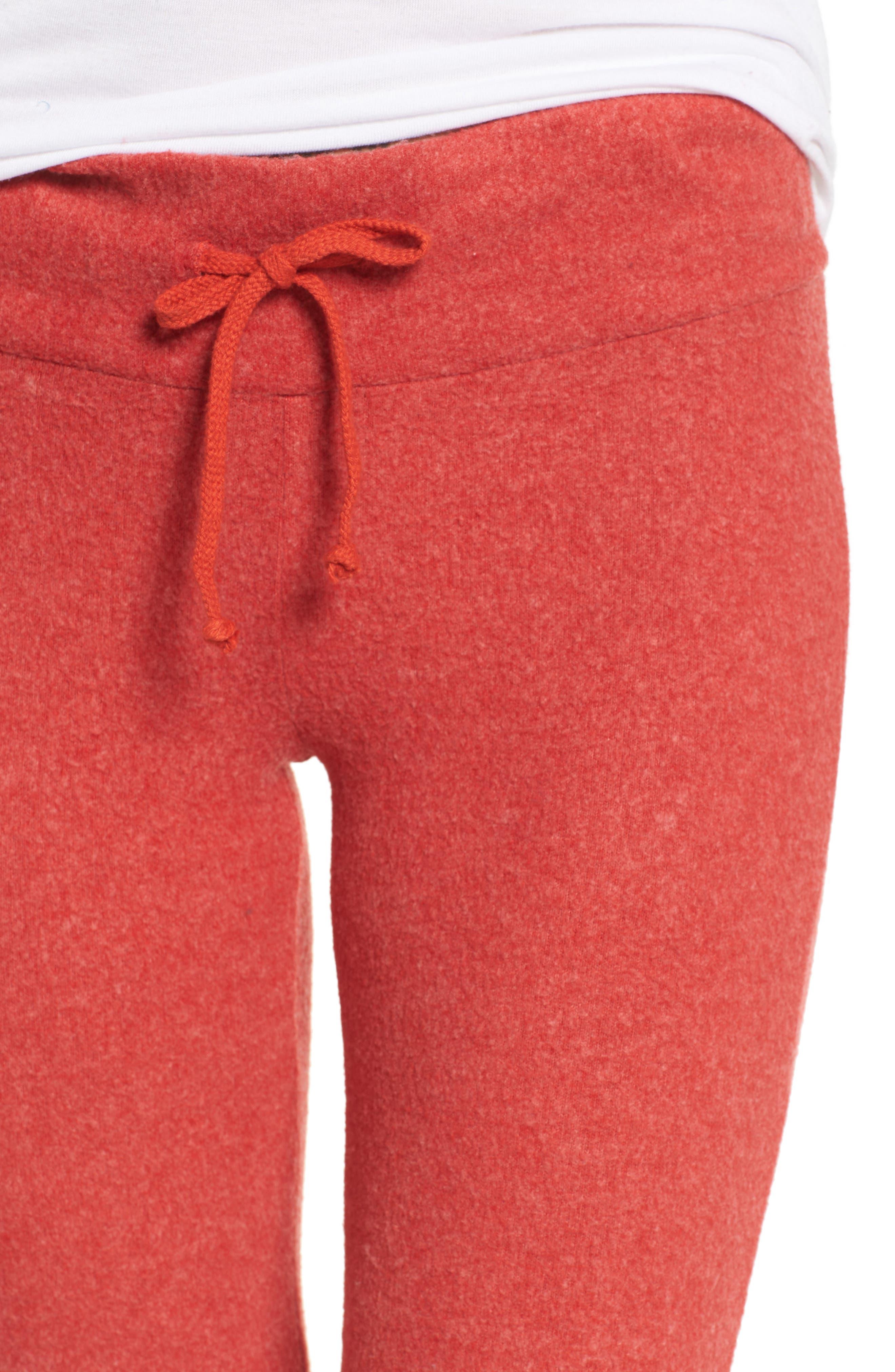Flare Track Pants,                             Alternate thumbnail 4, color,                             India