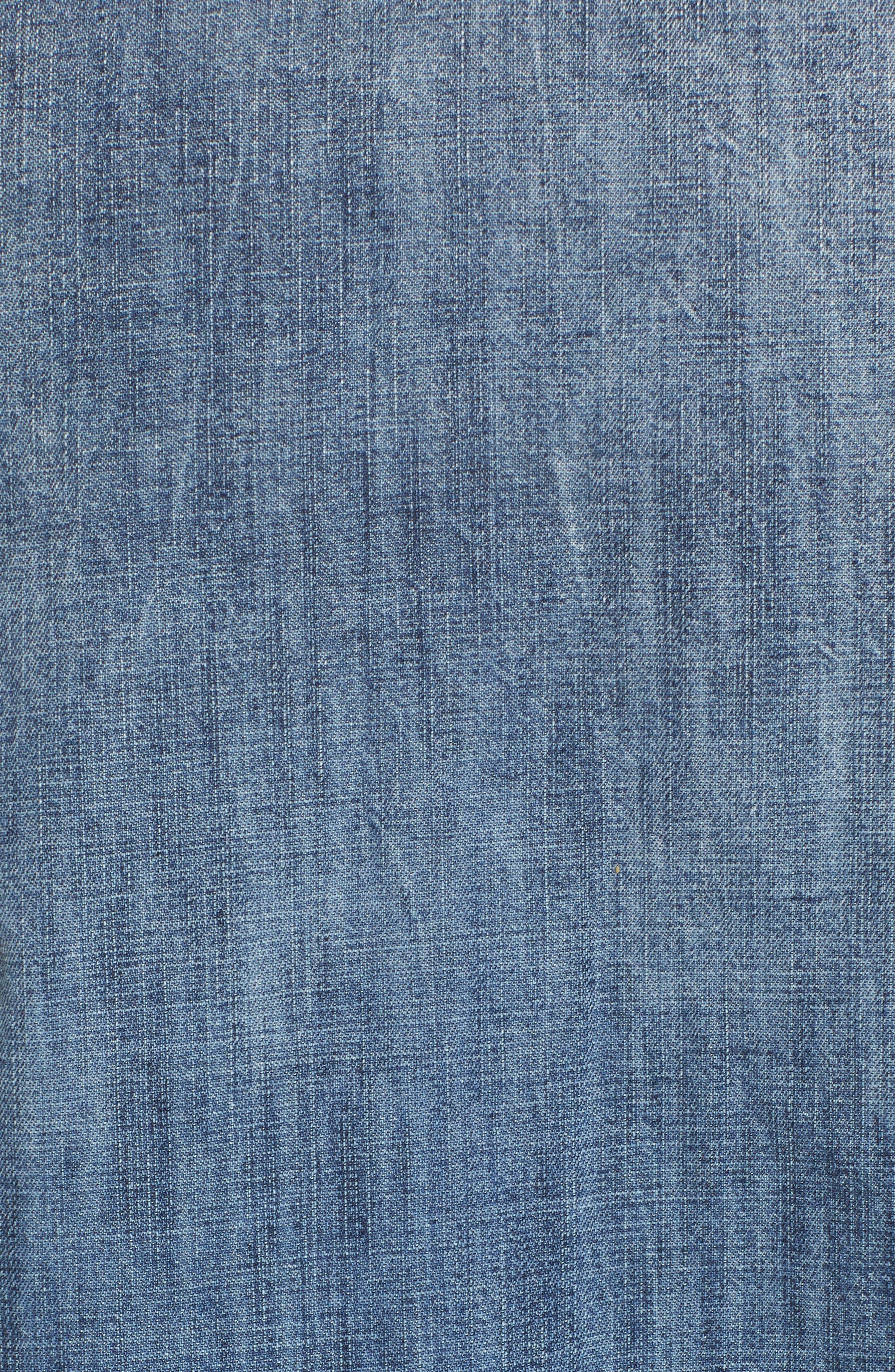 Alternate Image 5  - True Religion Brand Jeans Ryan Runyon Rebel Long Sleeve Western Shirt