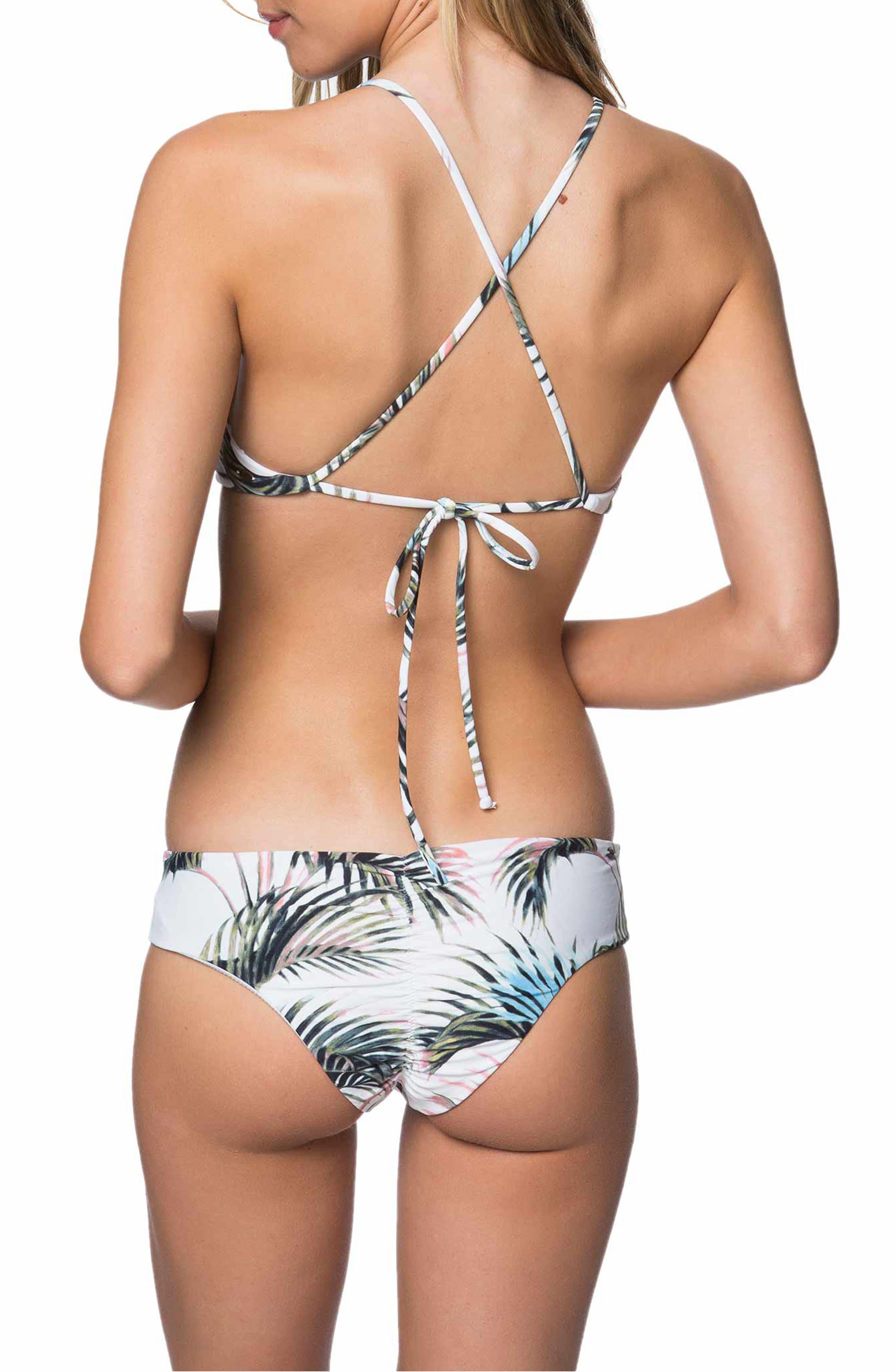Alternate Image 5  - O'Neill Palm Hipster Bikini Bottoms
