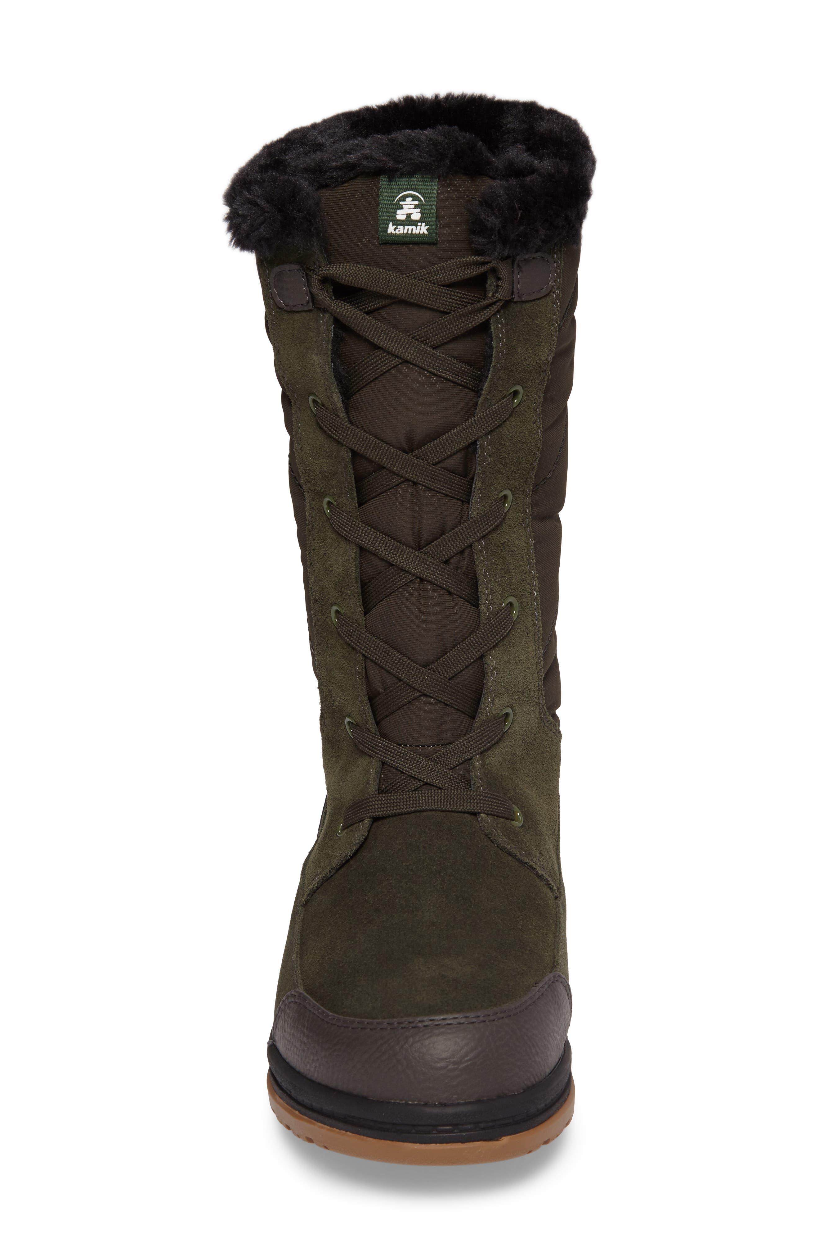 Alternate Image 4  - Kamik QuincyS Waterproof Boot (Women)