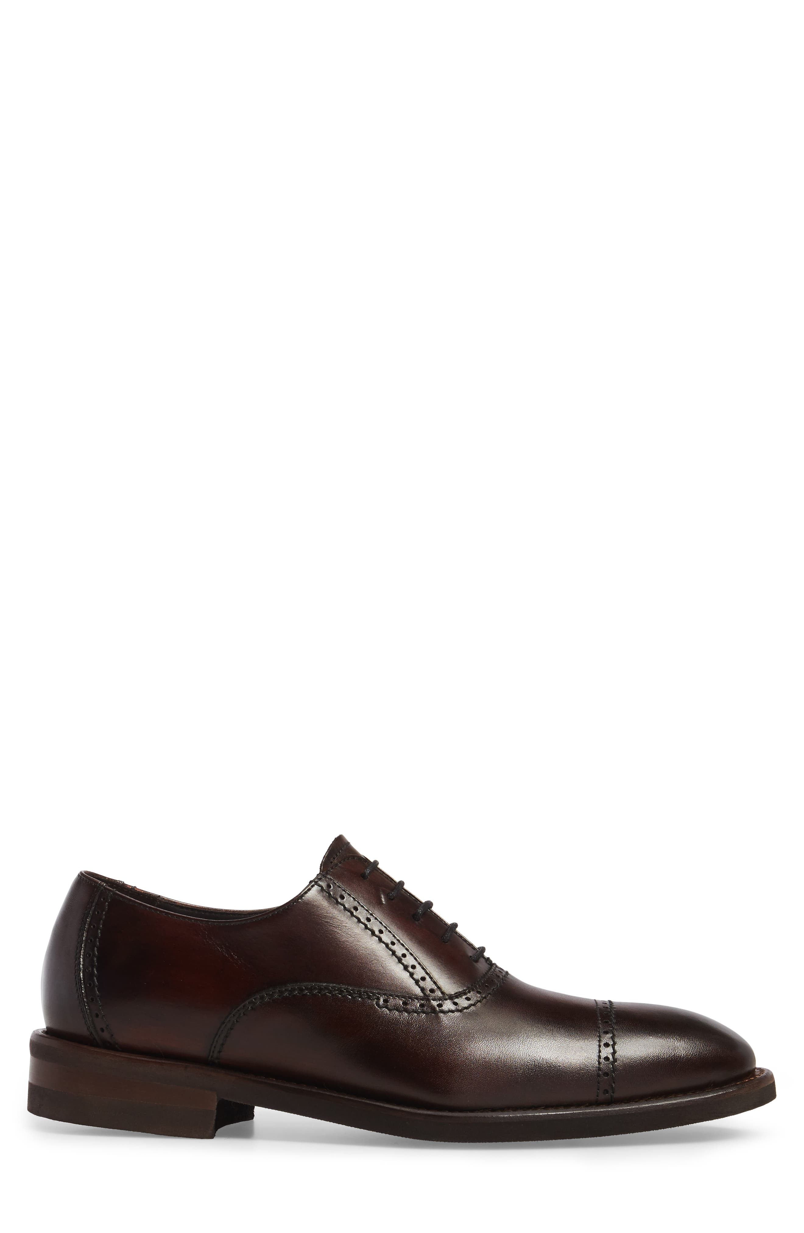 Alternate Image 3  - Monte Rosso Borgo Cap Toe Oxford (Men)